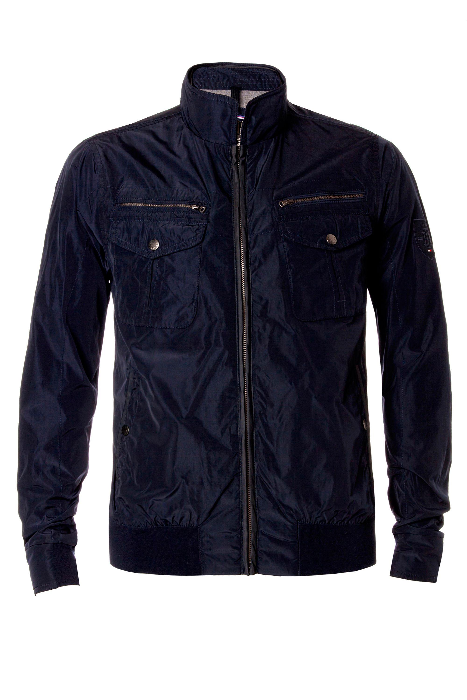 tommy hilfiger cliffdale bomber jacket in blue for men lyst. Black Bedroom Furniture Sets. Home Design Ideas