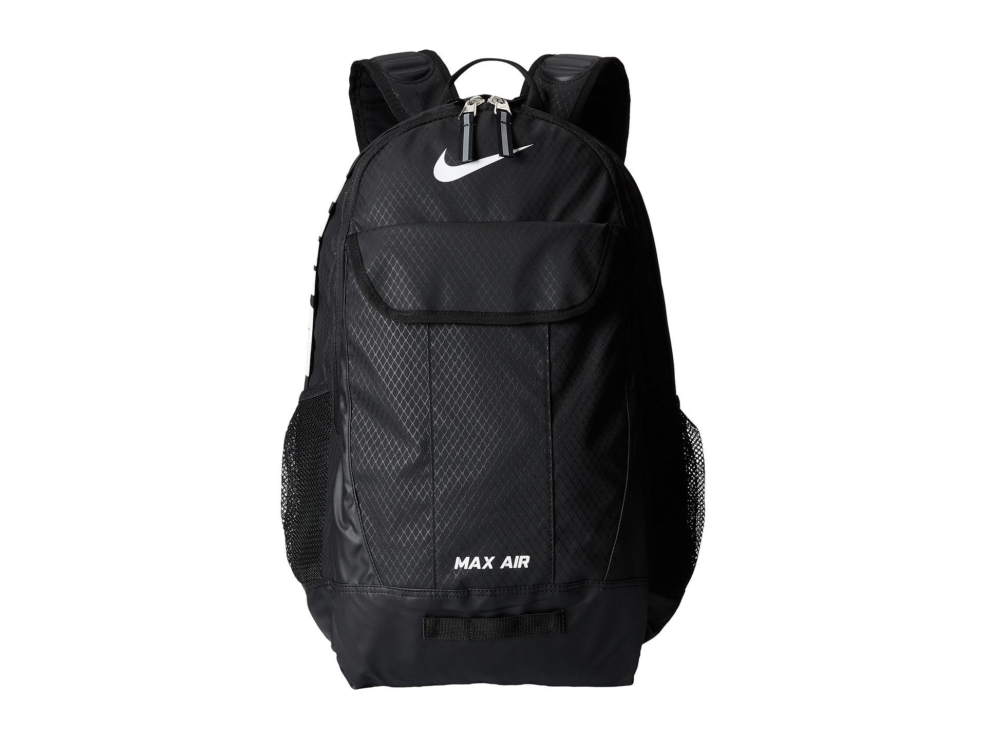 a5460d446b21 Lyst - Nike Team Training Max Air Xl Backpack in Black
