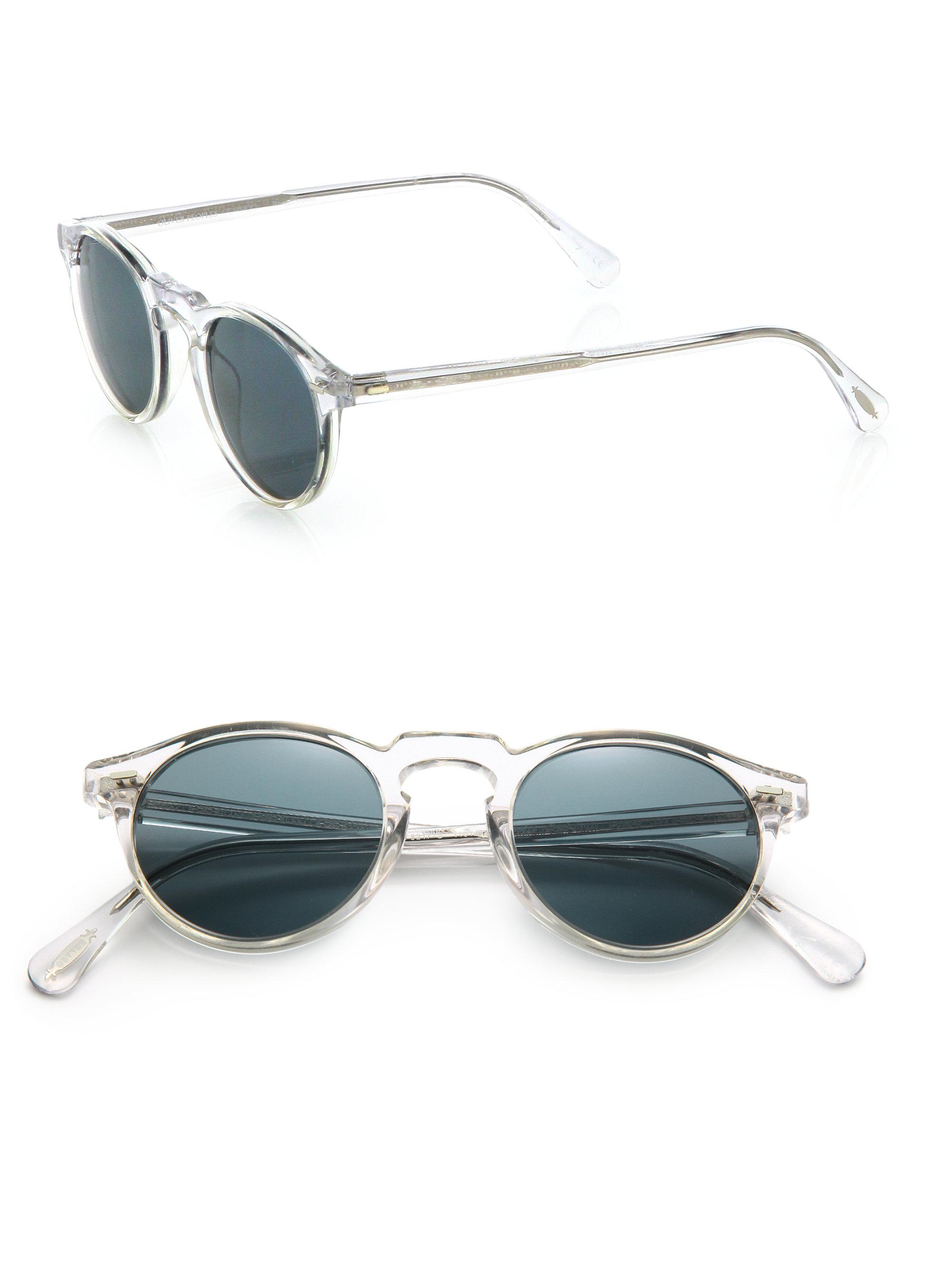 oliver peoples gregory peck sunglasses uk. Black Bedroom Furniture Sets. Home Design Ideas