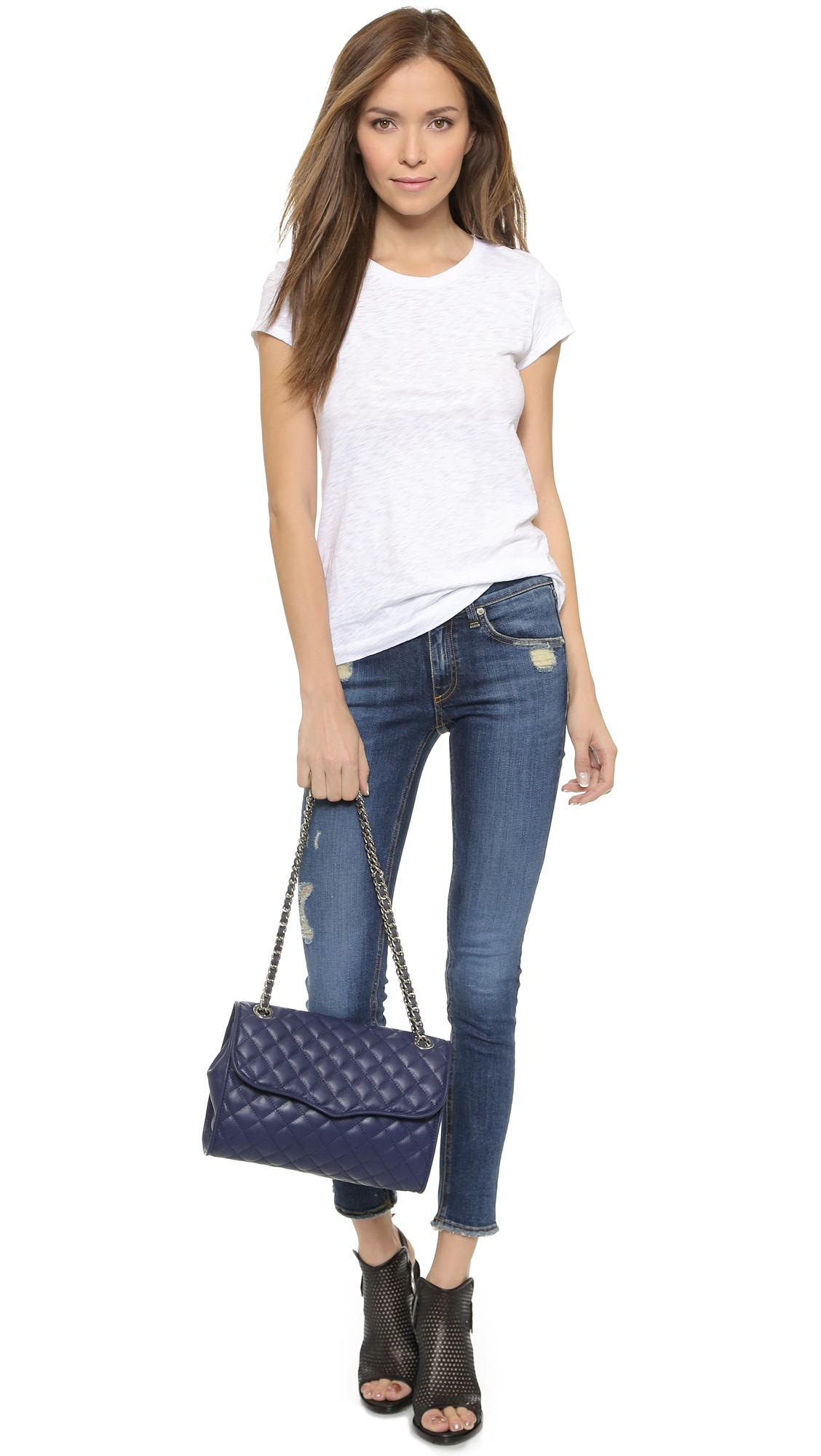 one handbag navy rebecca handbagnavyone size mini body minkoff quilted product affair quilt cross