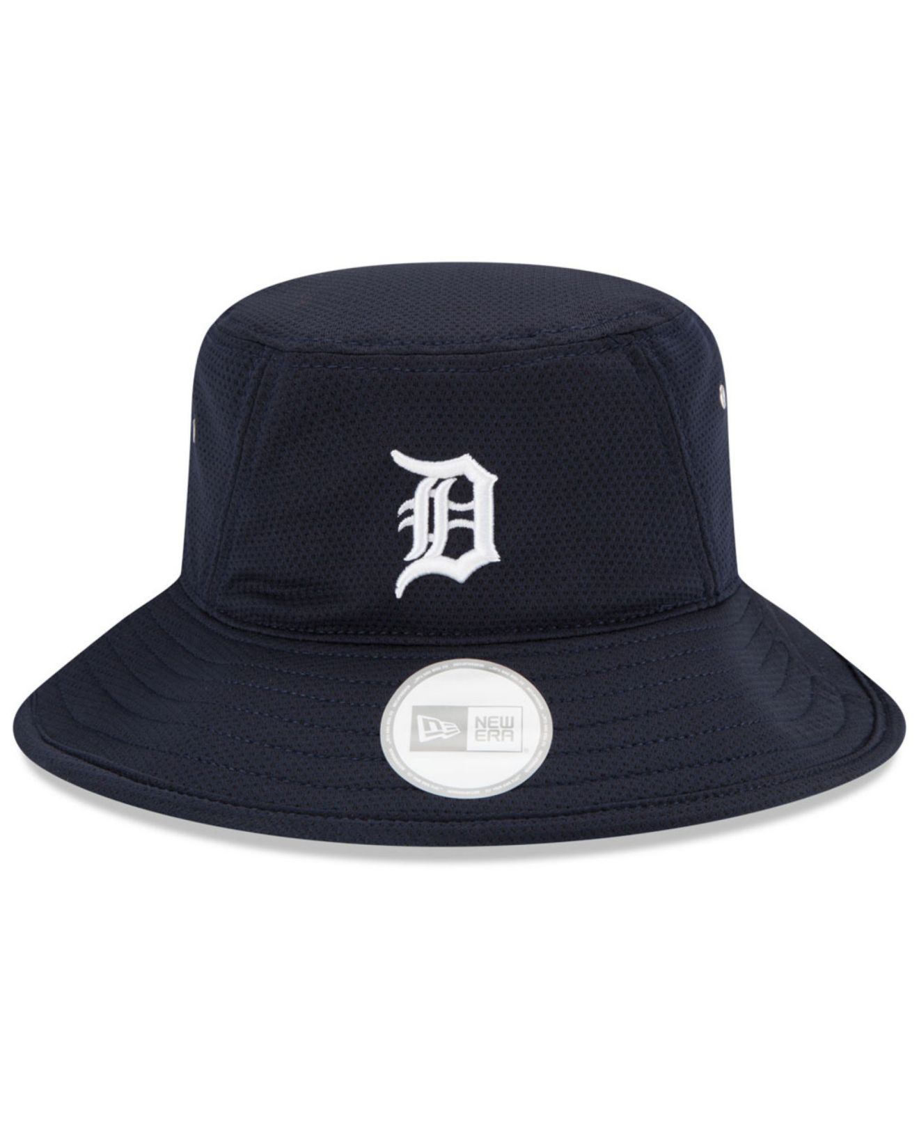 new products 2584c 7adae ... discount code for lyst ktz detroit tigers redux bucket hat in blue  a757b e39b4