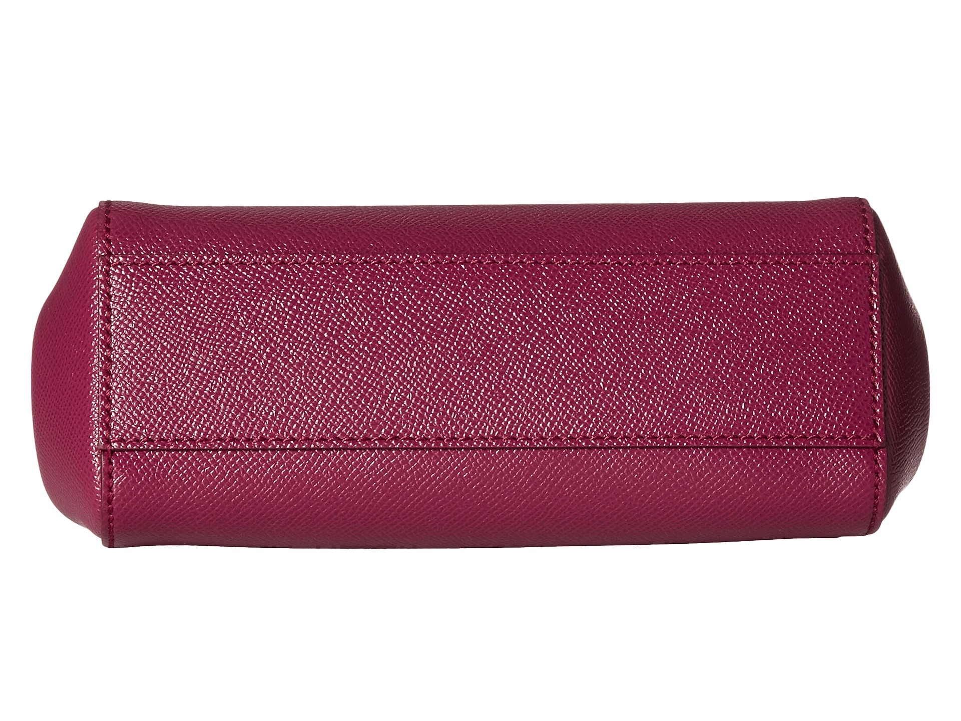 1421f77afc Lyst - Dolce   Gabbana Mini Bags Vitello Stampa Dauphine in Purple