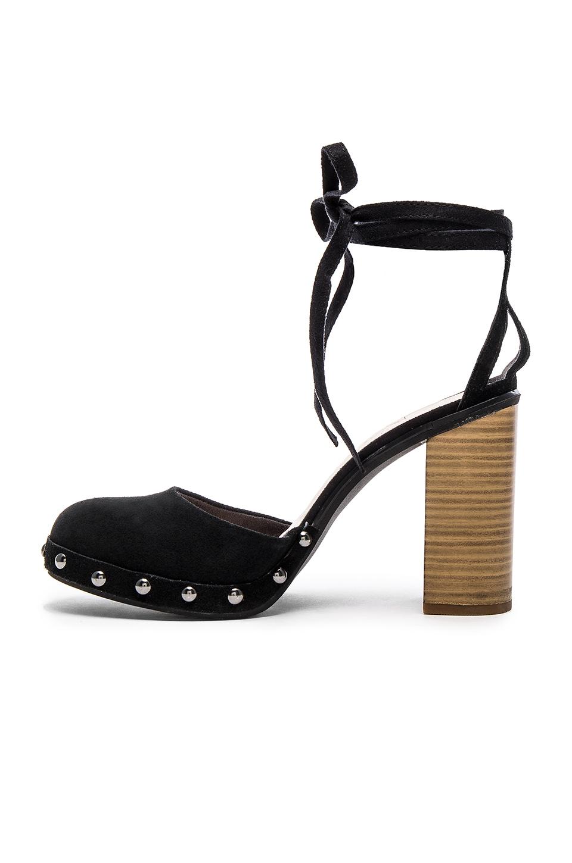13293e5ebcc Lyst - Seychelles Drift Heel in Black