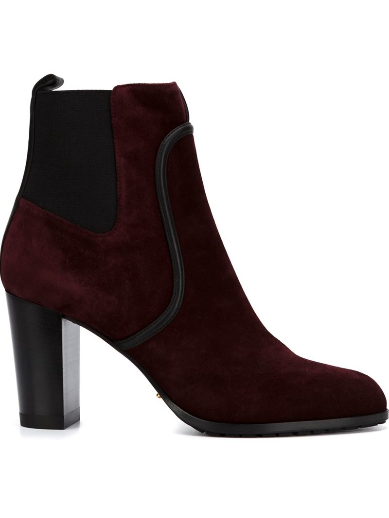 In chunky heel boots, step out in confidence at work. With these these fashionable and affordable chunky heeled boots for women, you'll discover versatile casual styles you can wear everyday. You'll find sexy chunky heel platform over the knee styles to biker-style boots to fit your style of the day.