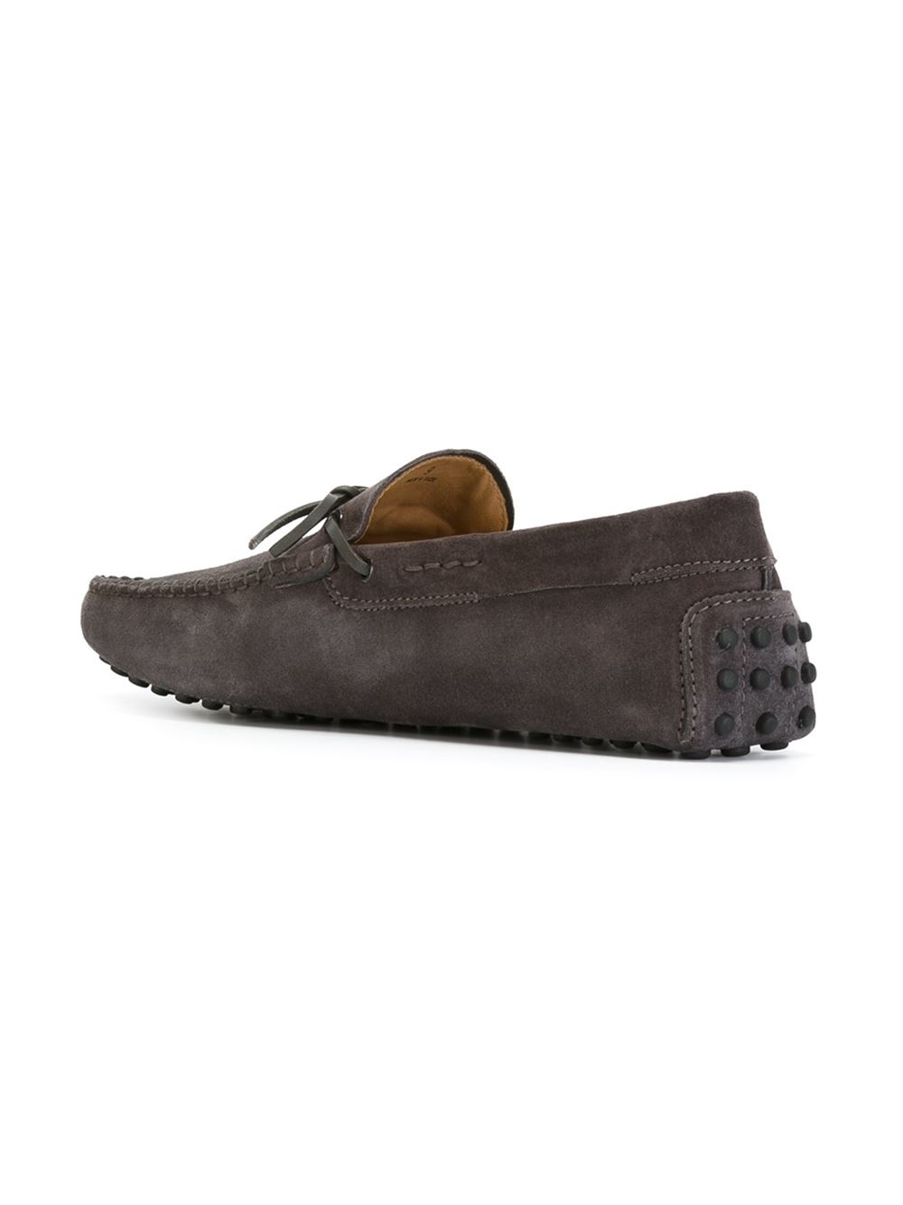 bow detail loafers - Grey Tod's OofDULgNT