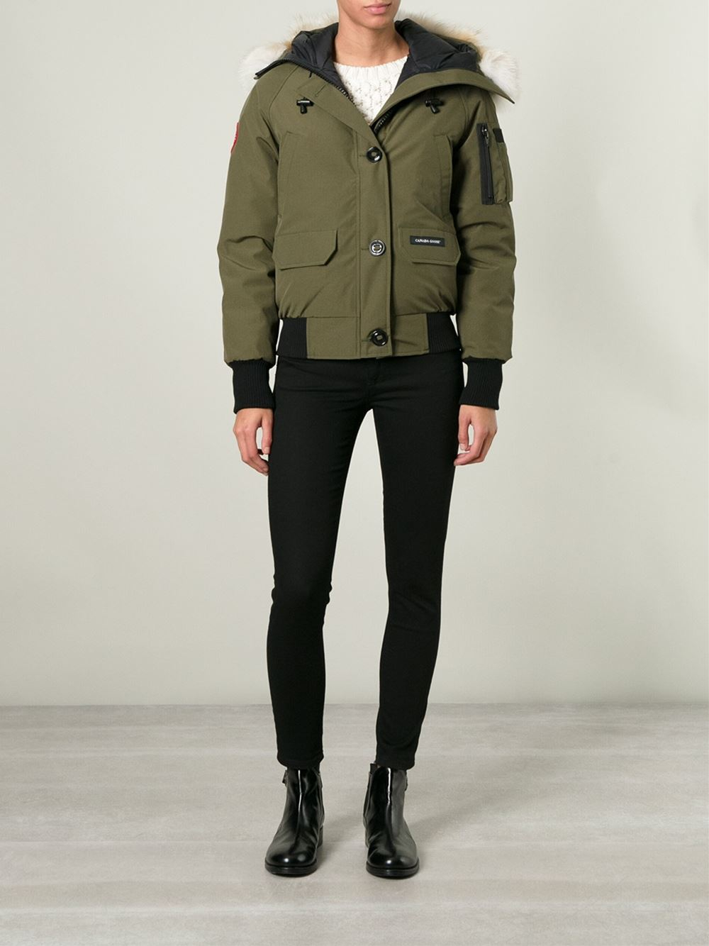 canada goose chilliwack bomber new york