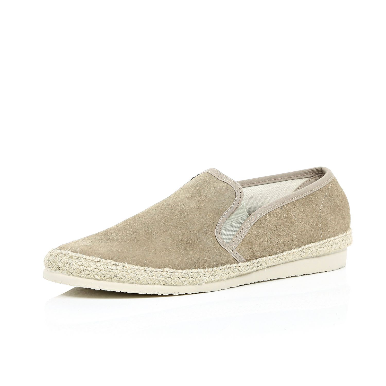 River Island Mens Slip On Shoes