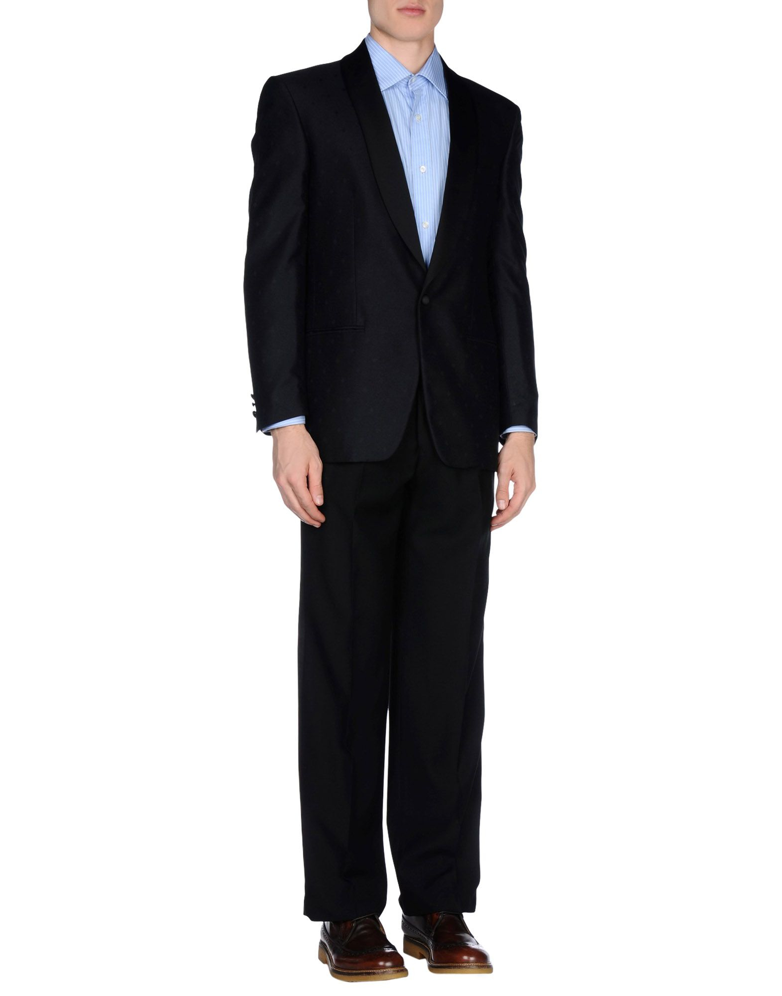 94a209afb5 Cacharel Suit in Black for Men - Lyst