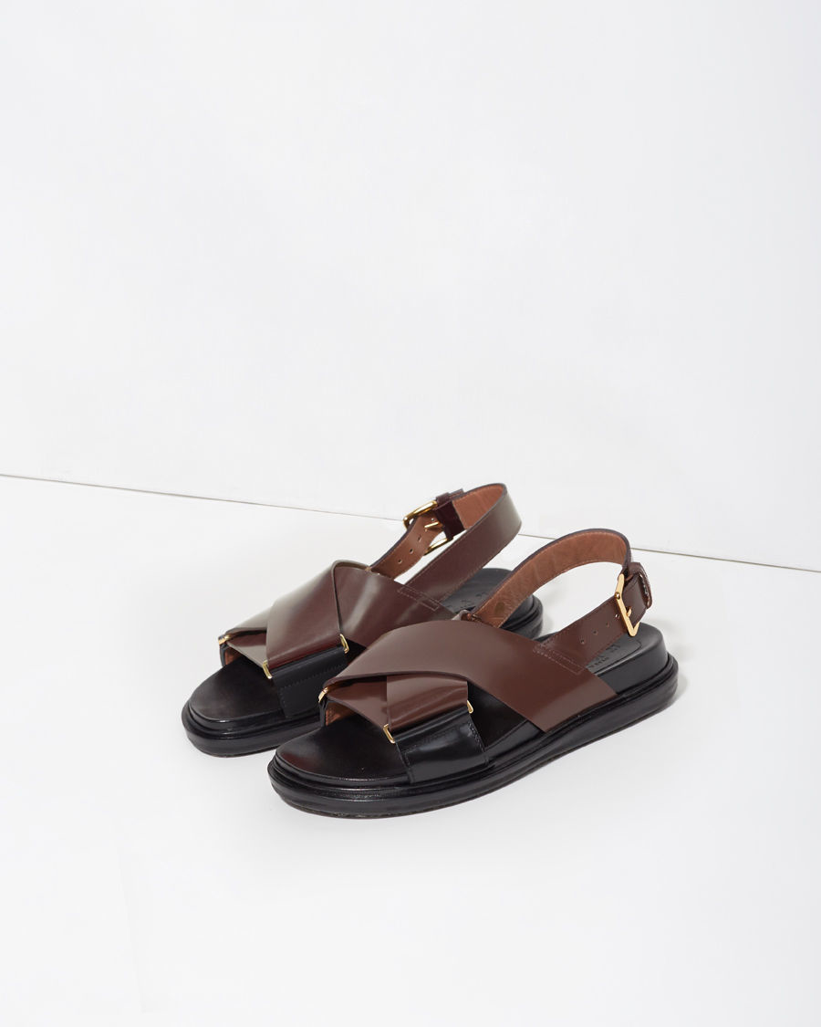 Cross-Over Sandals Marni