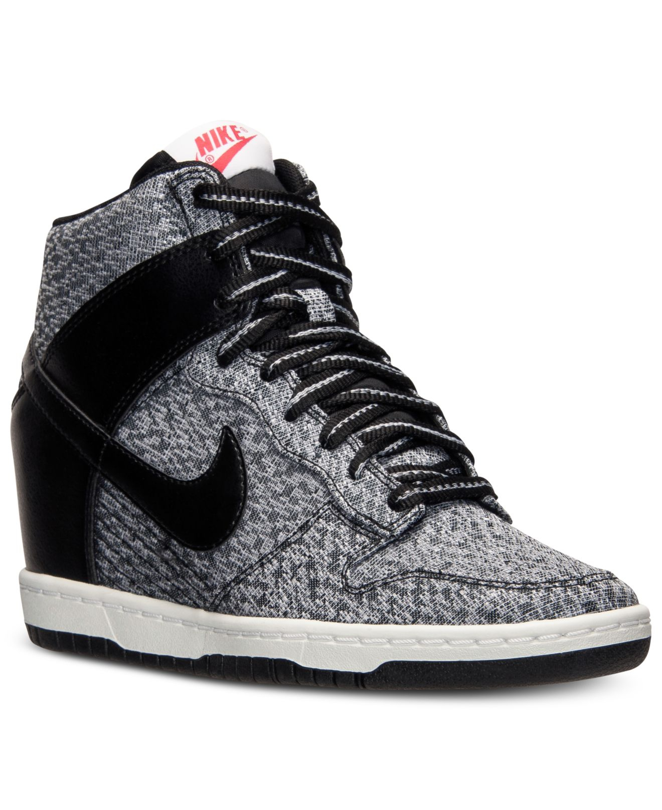 ... finish line athletic shoes shoes; gallery. previously sold at macys · womens  nike dunk sky hi ...