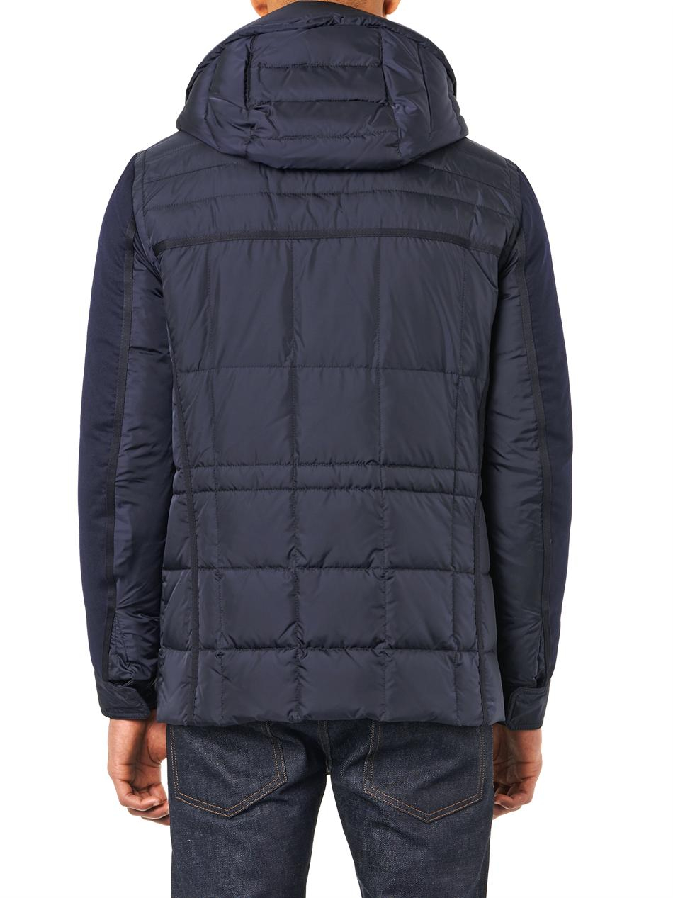 moncler FIELD JACKETS ROSSO