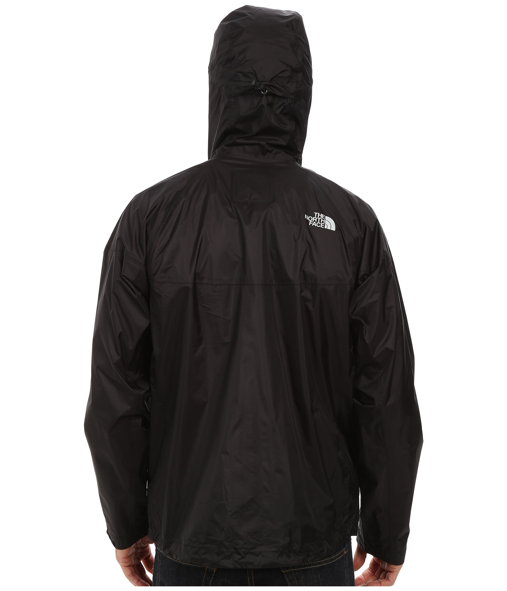 d2260c343f coupon code for lyst the north face cloud venture jacket in black 2f587  c93aa