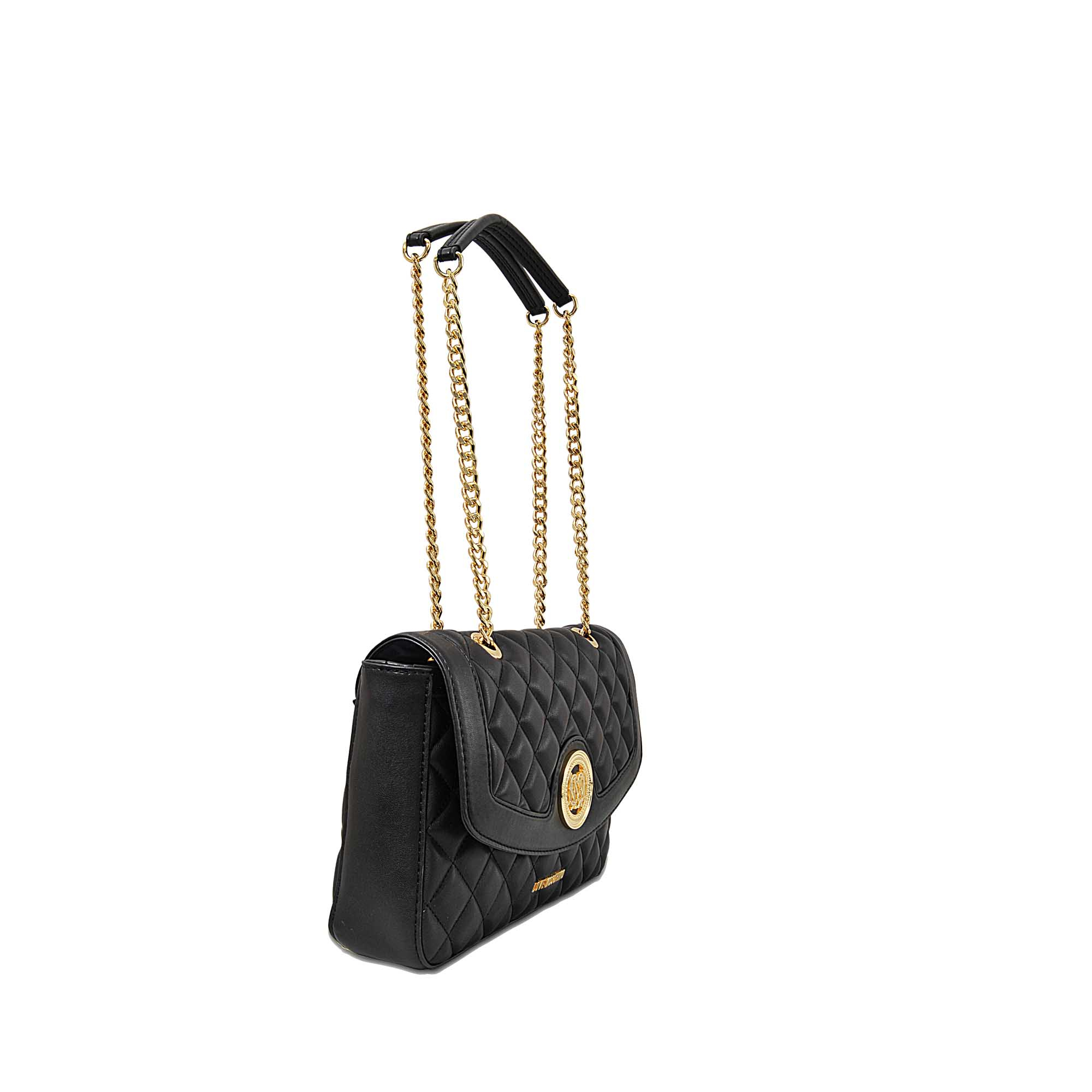 def54e78f4c Lyst Love Moschino Super Quilted Flap Bag In Black. Bags Women Love Moschino.  Love Moschino Grey Faux Quilted Leather Chain Flap Bag Nextprev Prevnext