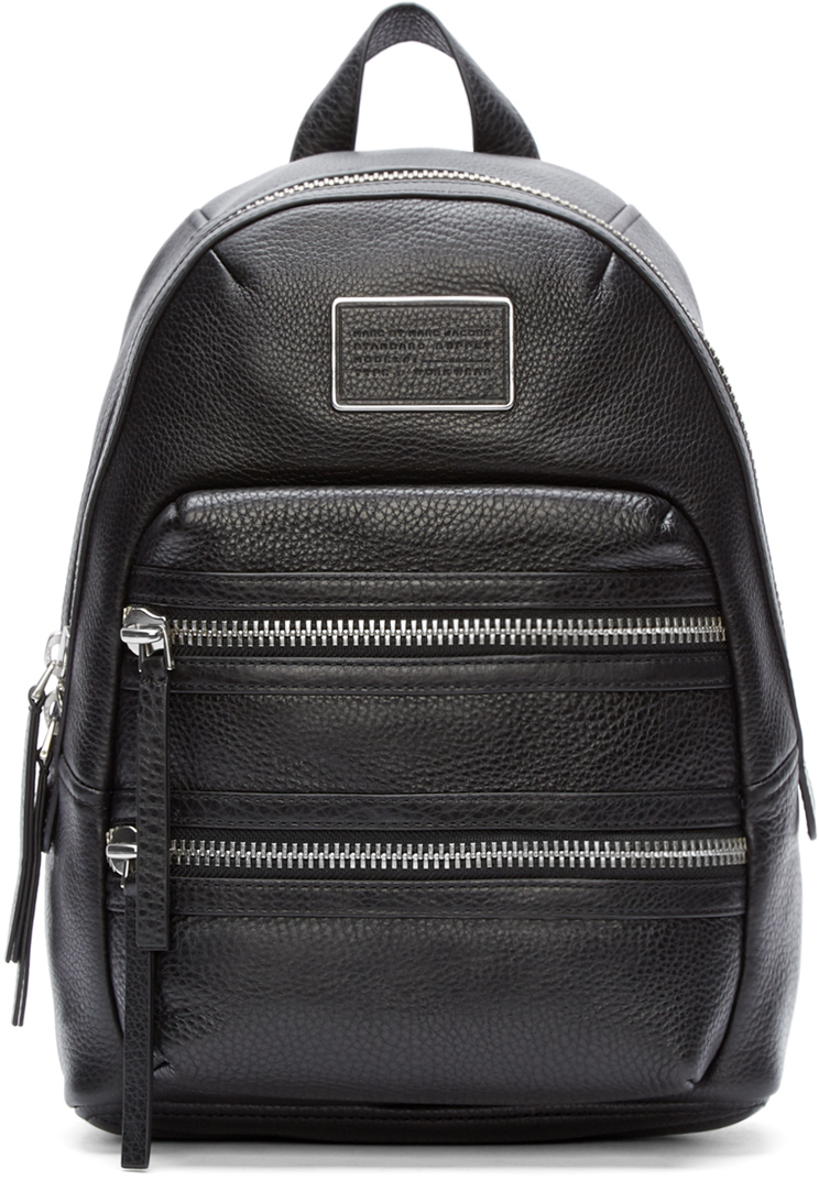 50e0a1951186 Black Quilted Backpack Marc Jacobs- Fenix Toulouse Handball