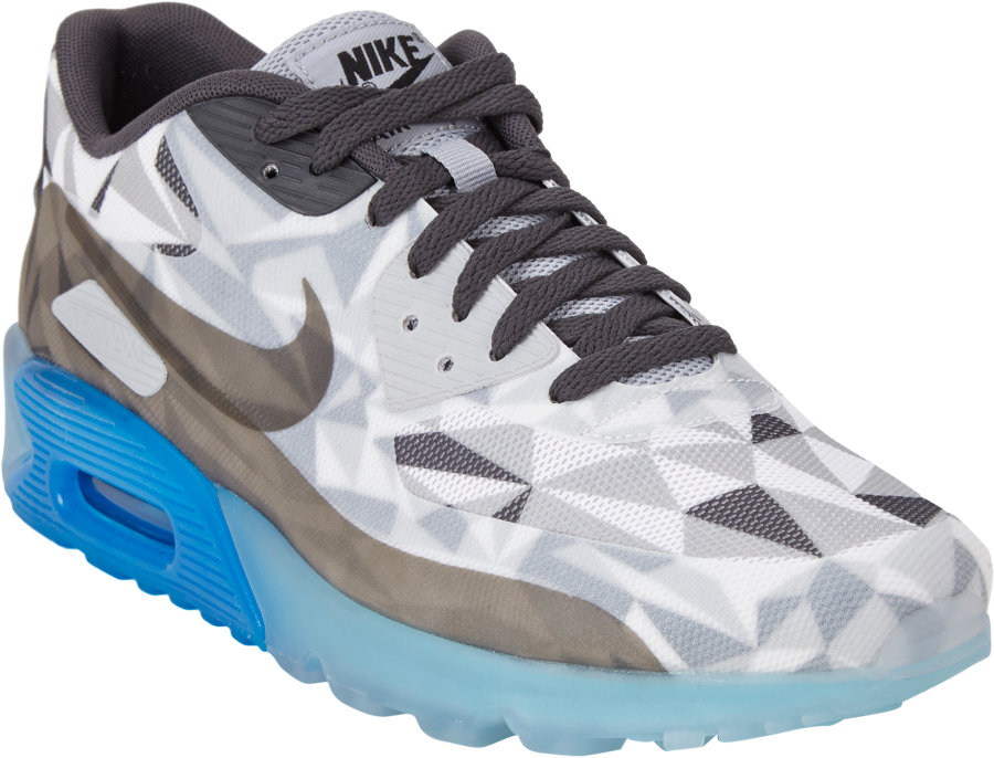 66e25bd65e69 ... wholesale lyst nike air max 90 ice running sneakers in blue for men  6e948 3f363