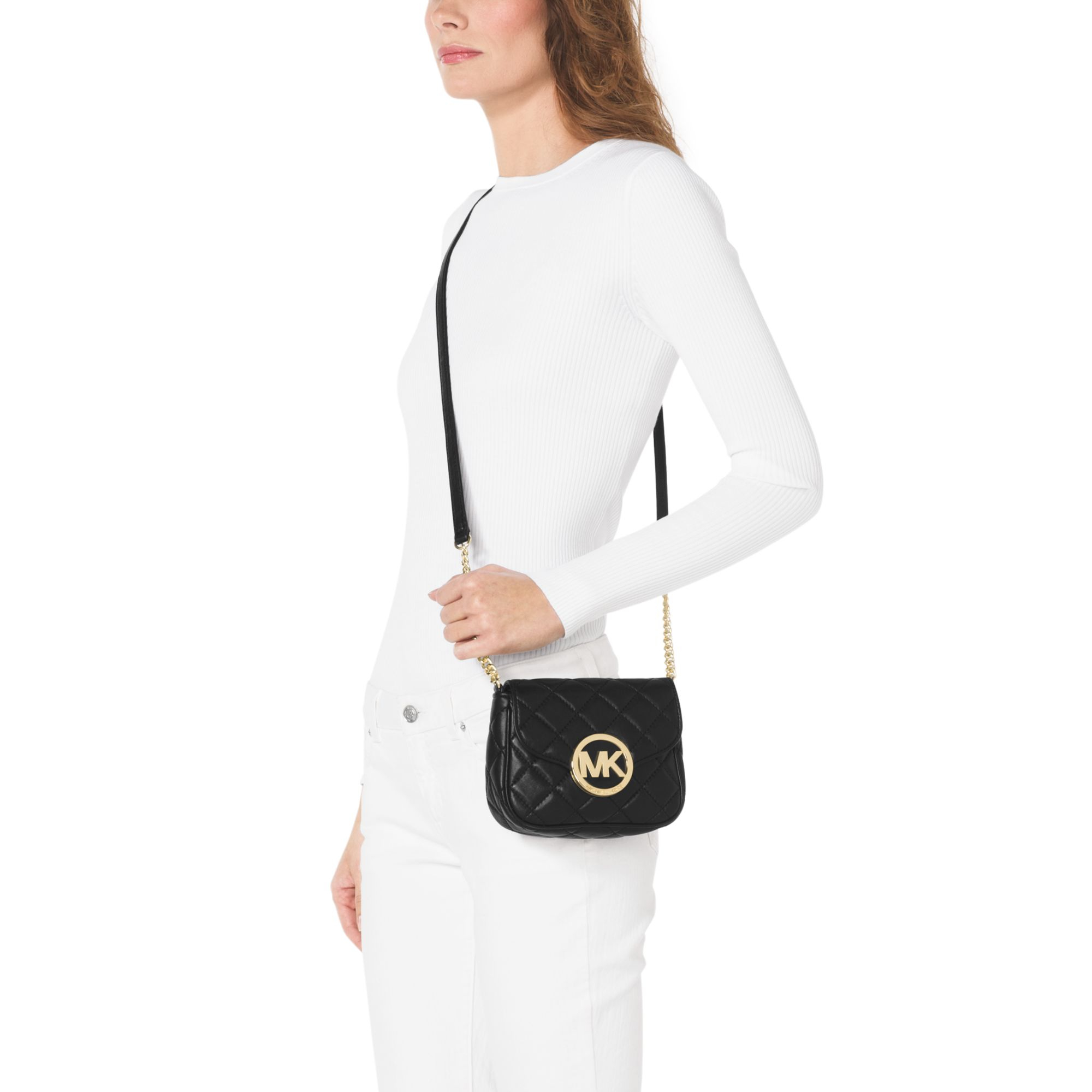 01fbb475704d2b Gallery. Women's Michael Kors Quilted Bag Women's Michael By Michael Kors  Fulton