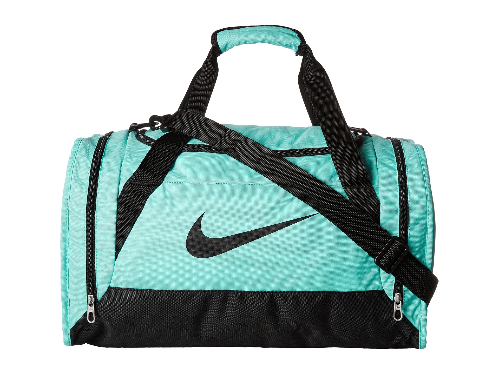 Nike Brasilia Training Duffel Bag Small Blue  c4ddd9c7ca007
