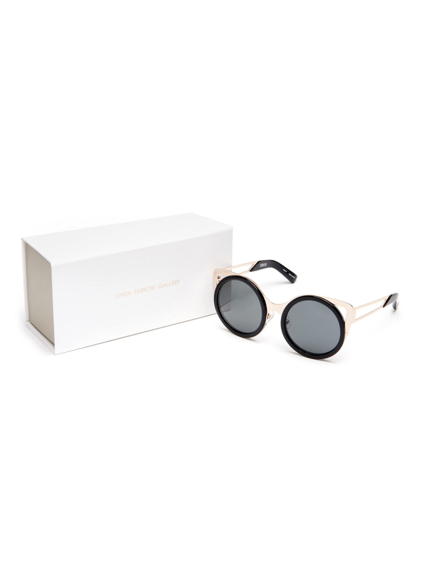 631a7436b8 Gallery. Previously sold at  MATCHESFASHION.COM · Women s Black Sunglasses  ...