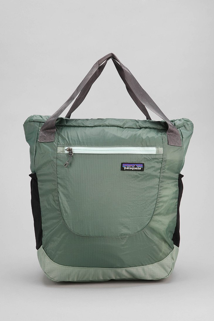 Lyst Patagonia Lightweight Travel Tote Bag In Green For Men