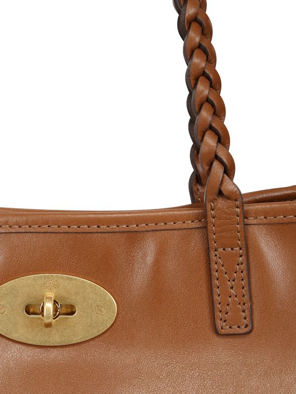 0396bbc9f9a ... wholesale lyst mulberry medium dorset soft nappa tote bag in brown  26640 9d807
