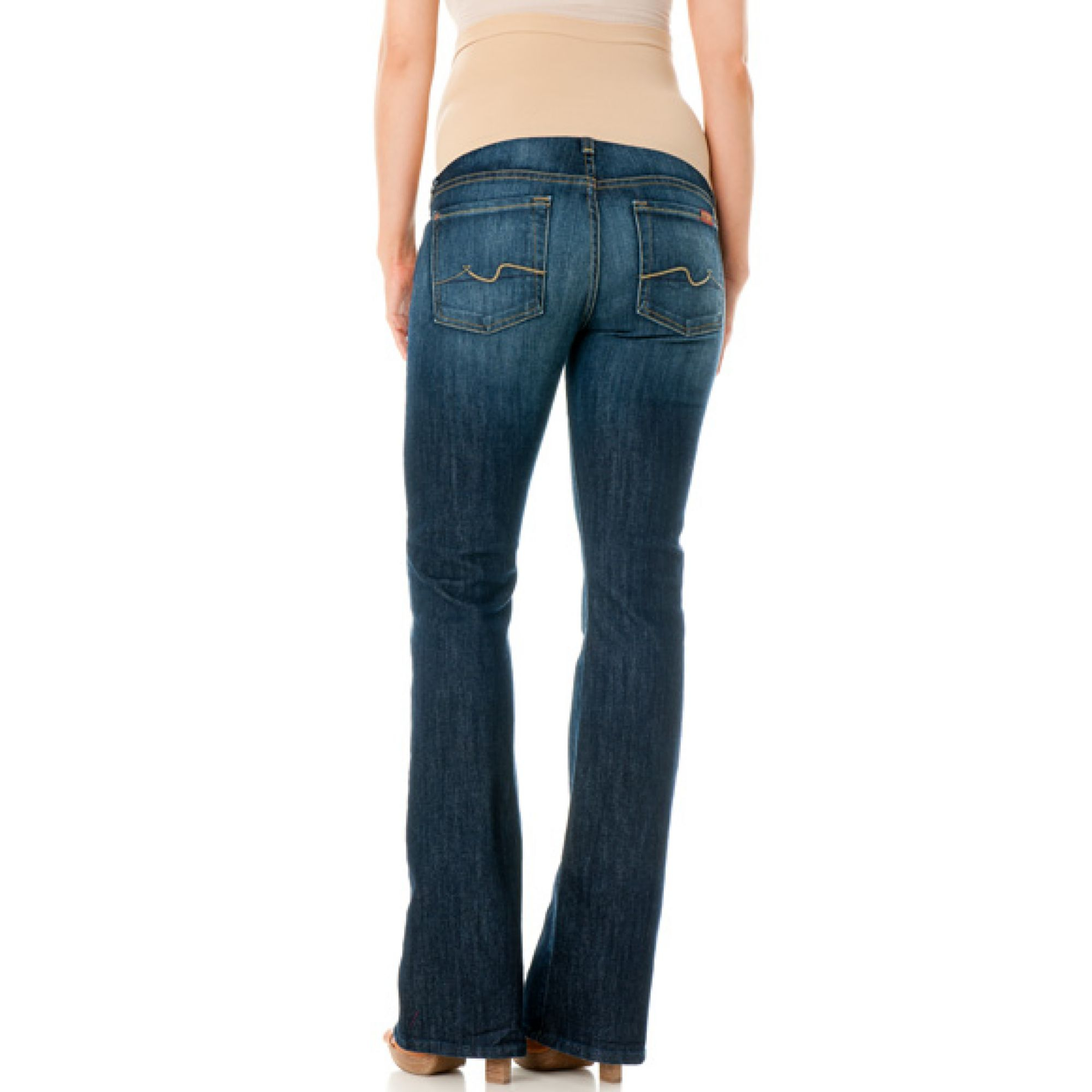 Product Description are a shortie and can't find maternity pants that fit well and are.