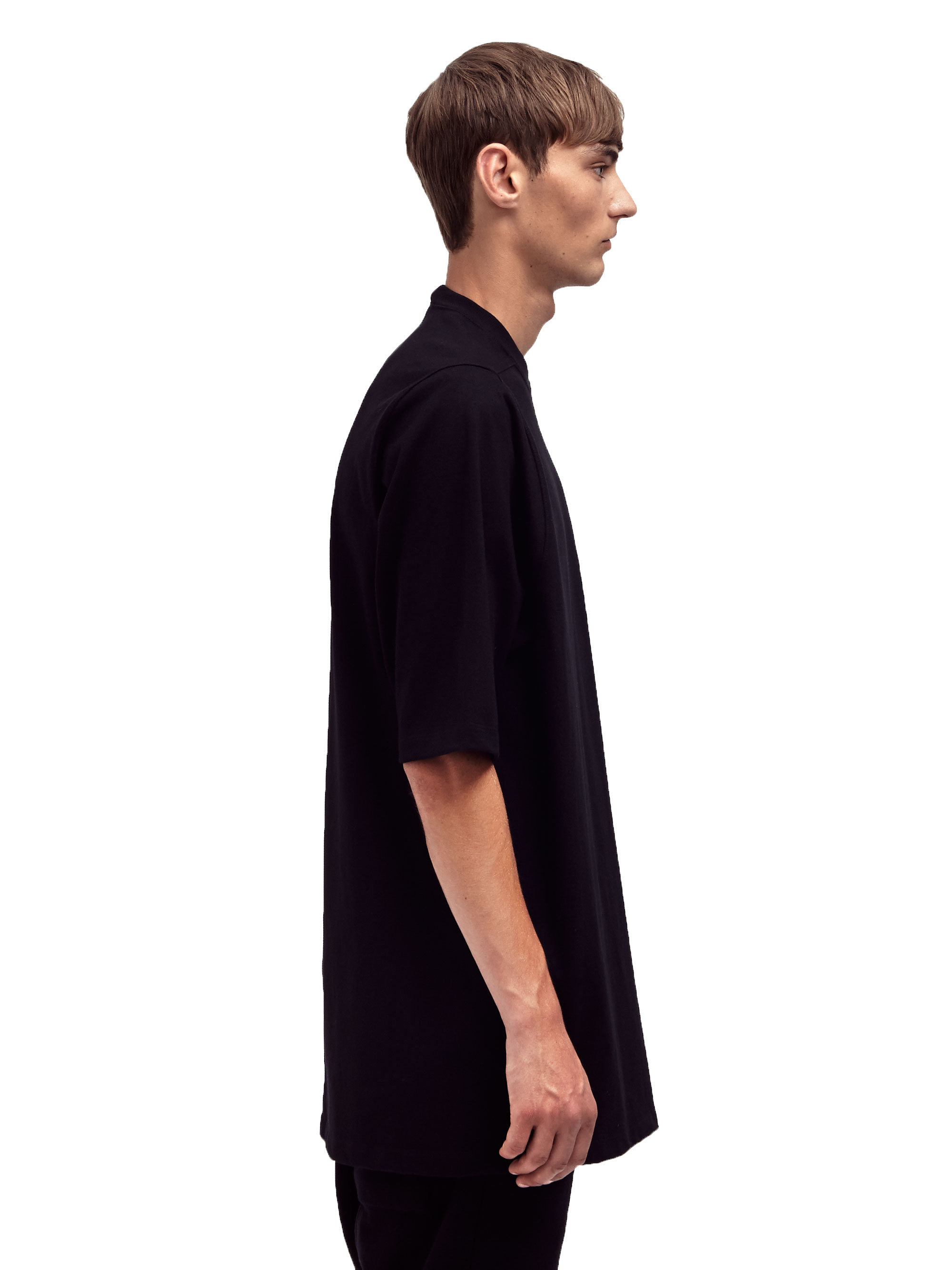Lyst Rick Owens Mens Oversized Crew Neck T Shirt in