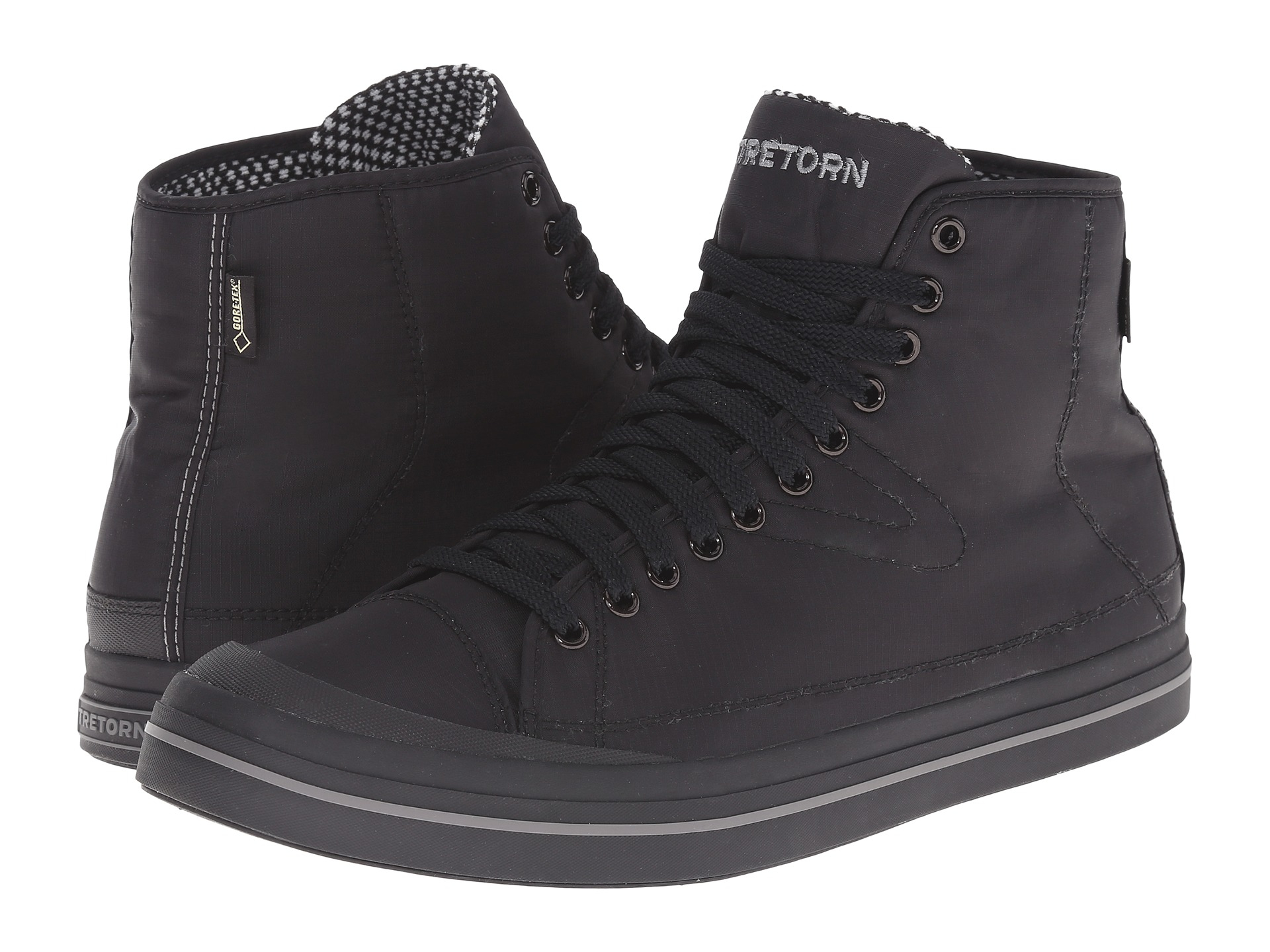 Mens Tretorn Men's Skymra Court GTX Fashion Sneaker Hot Sale Online Size 42
