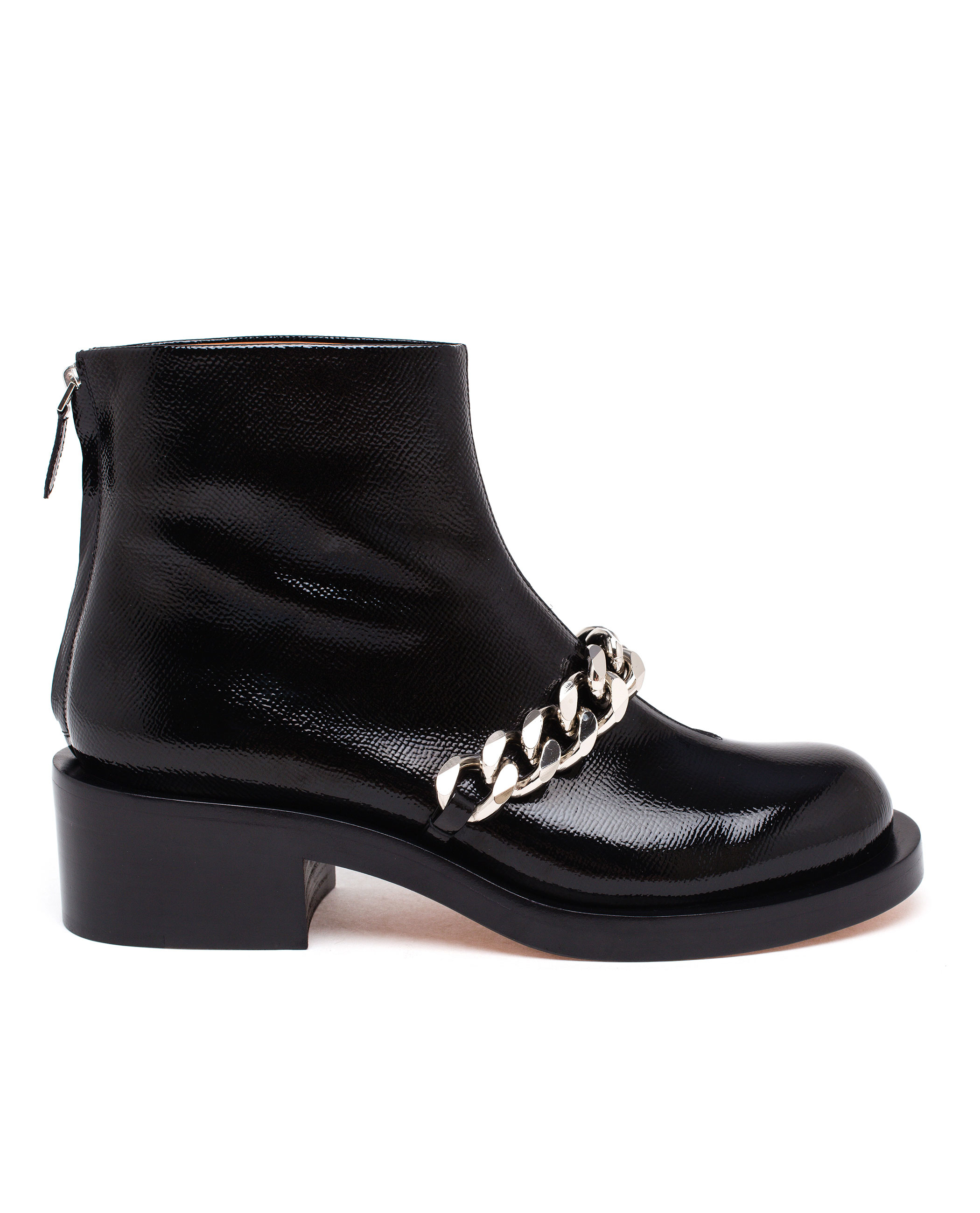 Givenchy Patent ankle boots Uo39GisP