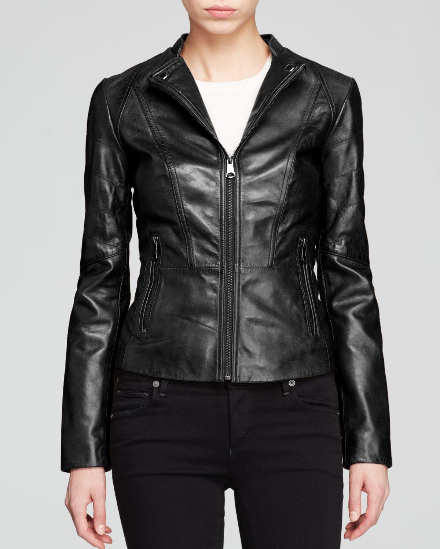 Marc new york leather jacket