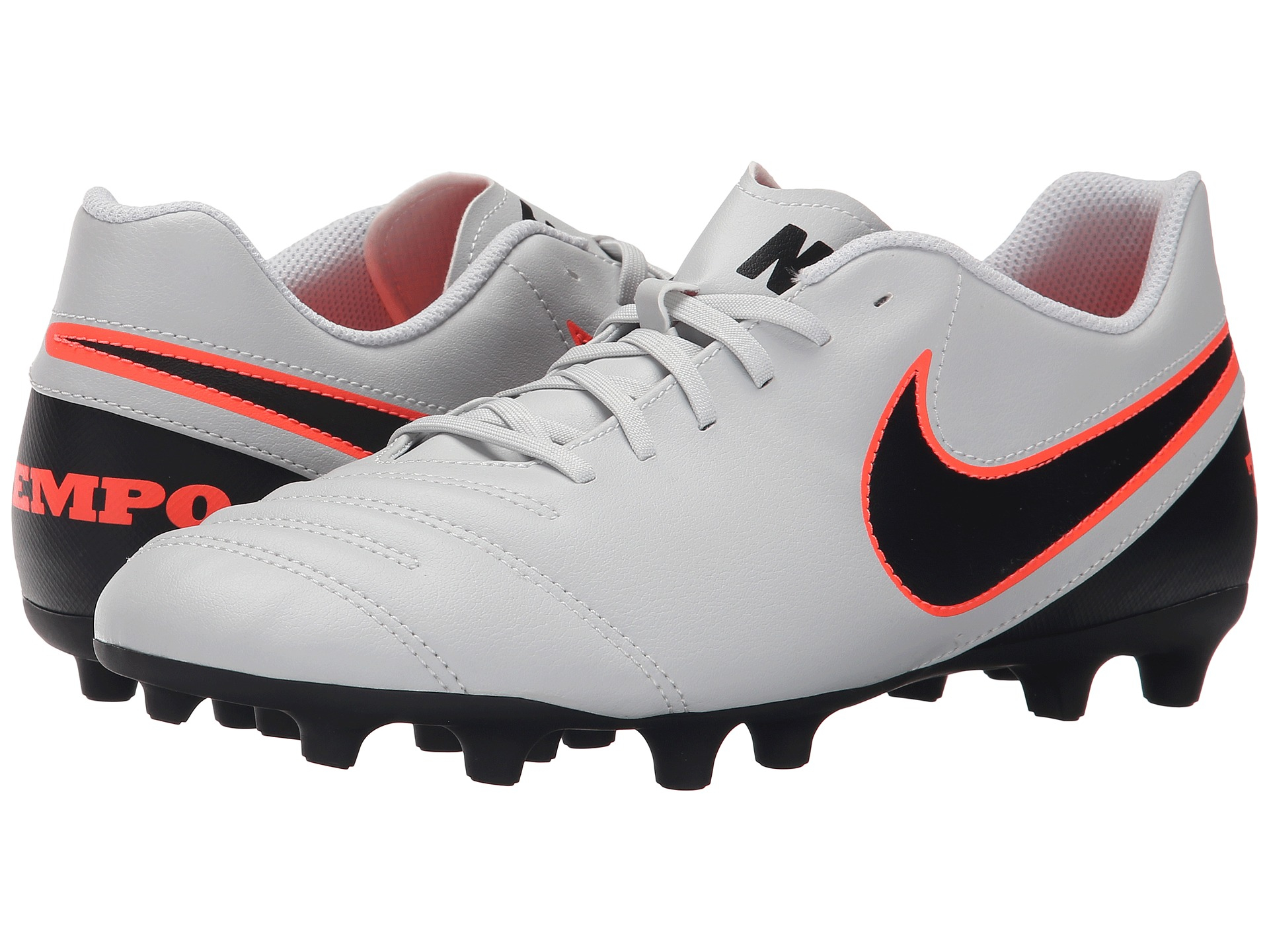 2d1e6bbf39c Nike Tiempo Rio Iii Fg in White for Men - Lyst