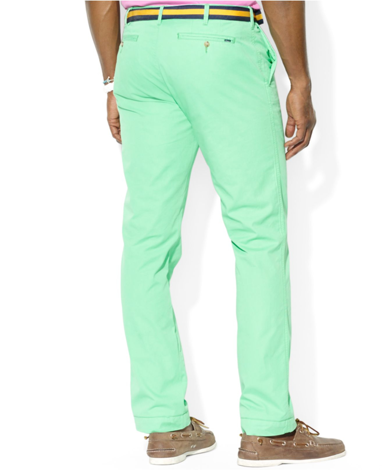 Polo ralph lauren Polo Big and Tall Garment Dyed Hudson Pants in ...