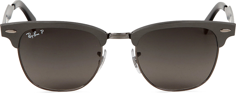 ray ban clubmaster aluminum  ray ban clubmaster aluminum gold