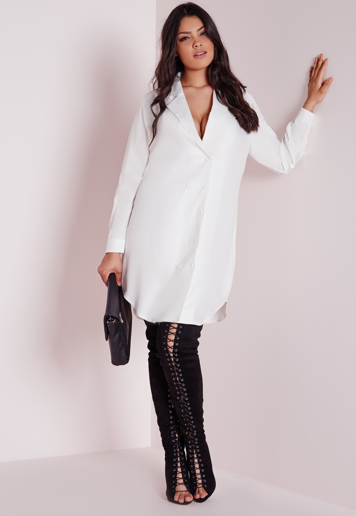 Cheap Plus Size Shirt Dresses – Fashion dresses