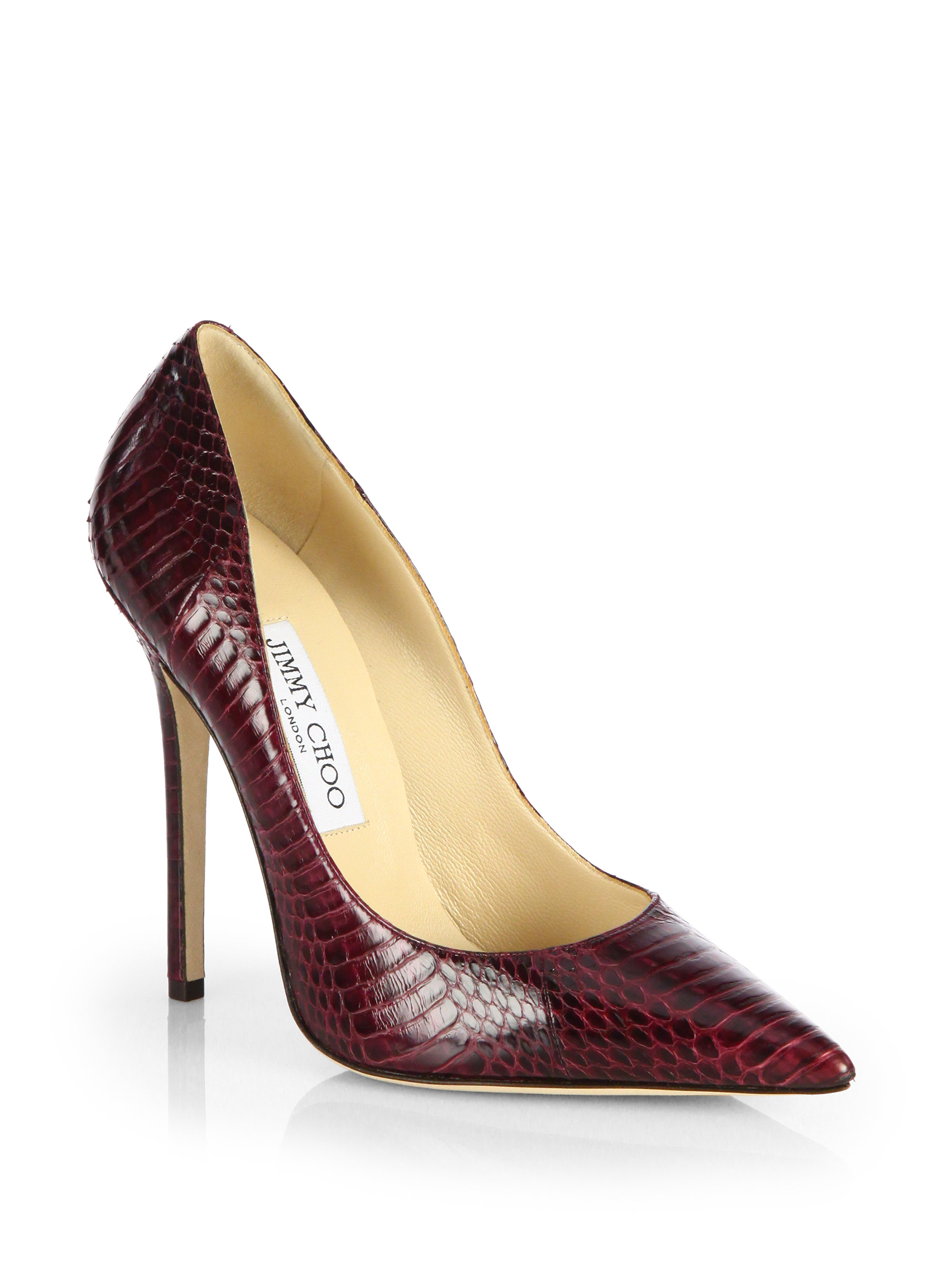 Red Snake Leather Heels – Erotique Shoe Sex. by admin 23 June Erotique Shoe Sex, Shoejob 0. Red Snake Leather Heels – Erotique Shoe Sex. High heels made with a sexy red snake skin with an ankle band clasp, very classy and very sensual. Eric kisses the foot and the shoes .