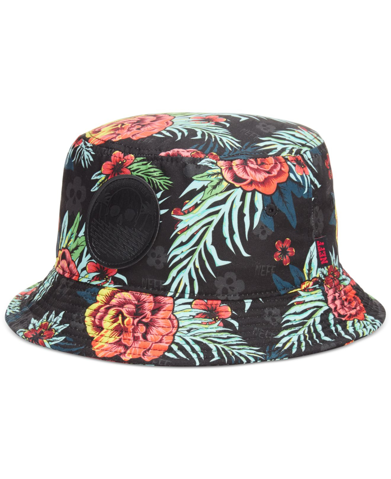 099e8ec62262 ... official store lyst neff astro bucket hat in black for men 95744 5d3fc  ...