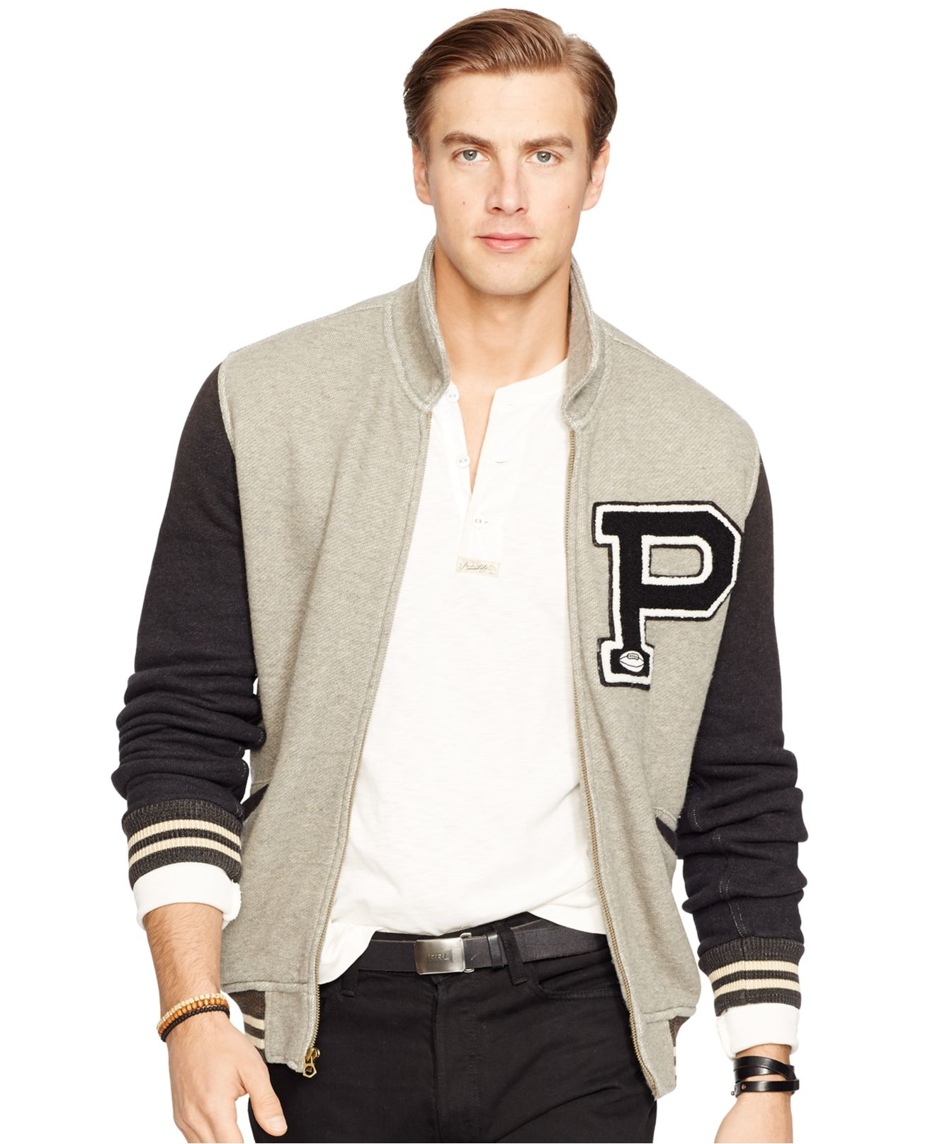 Mens jacket in macys