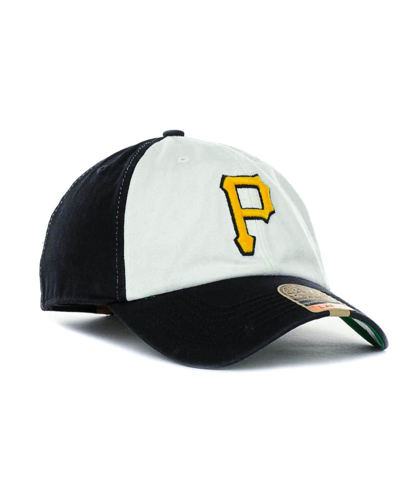 d48ccf261ebd8 47 Brand Pittsburgh Pirates Hall Of Famer Cap in Black for Men - Lyst