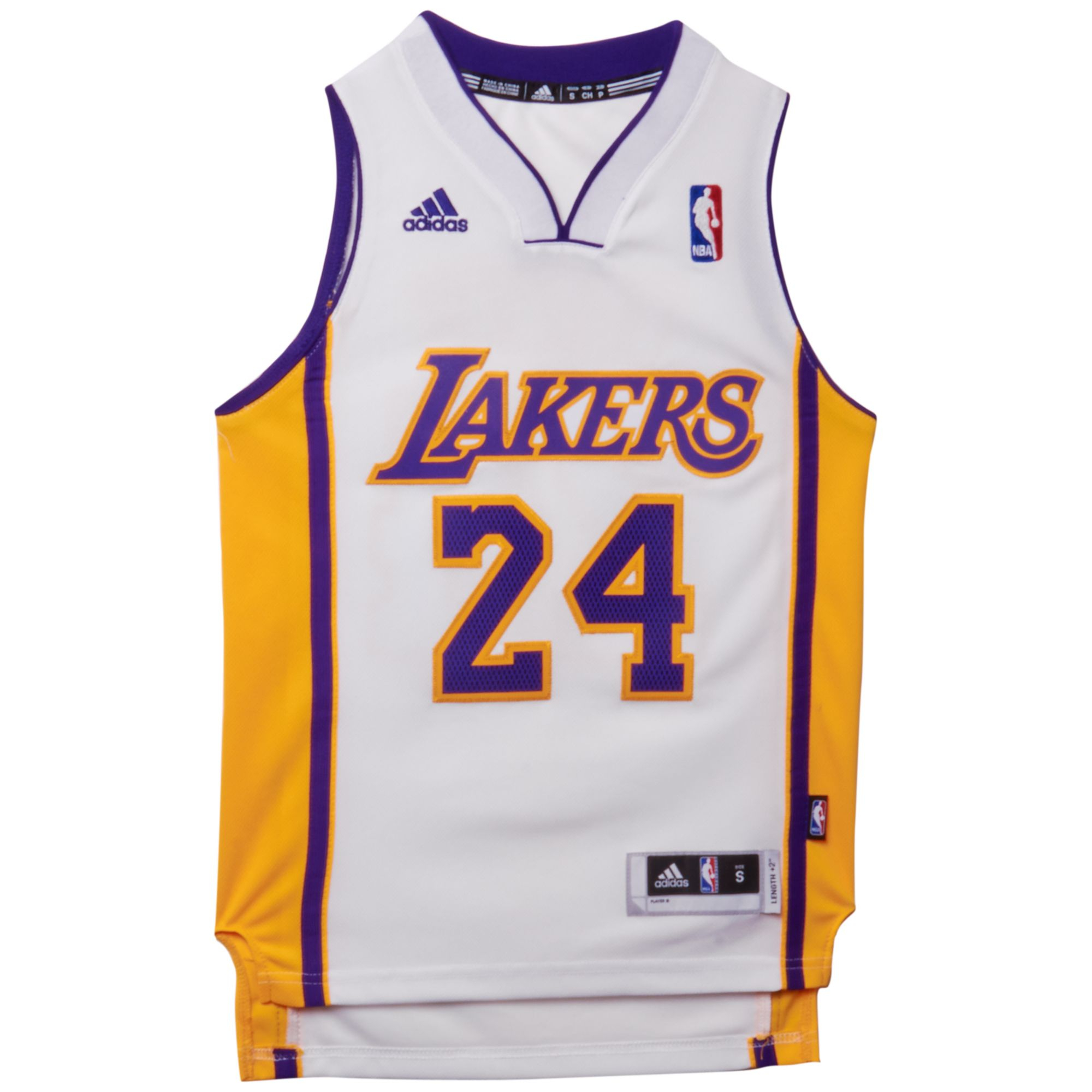 Adidas Kids' Kobe Bryant Los Angeles Lakers Swingman ...