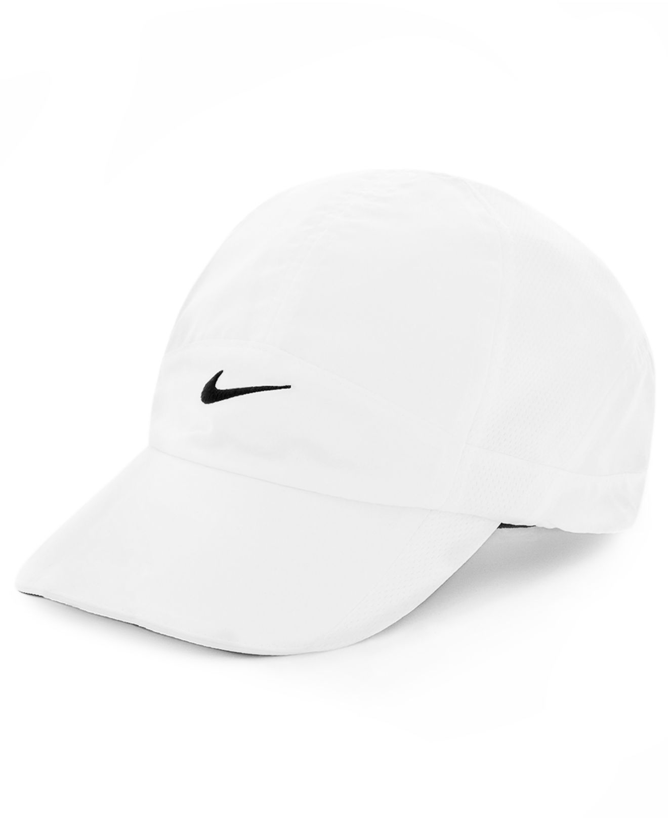 7cd090605c287 Lyst - Nike Featherlight 2.0 Dri-Fit Sports Cap in White