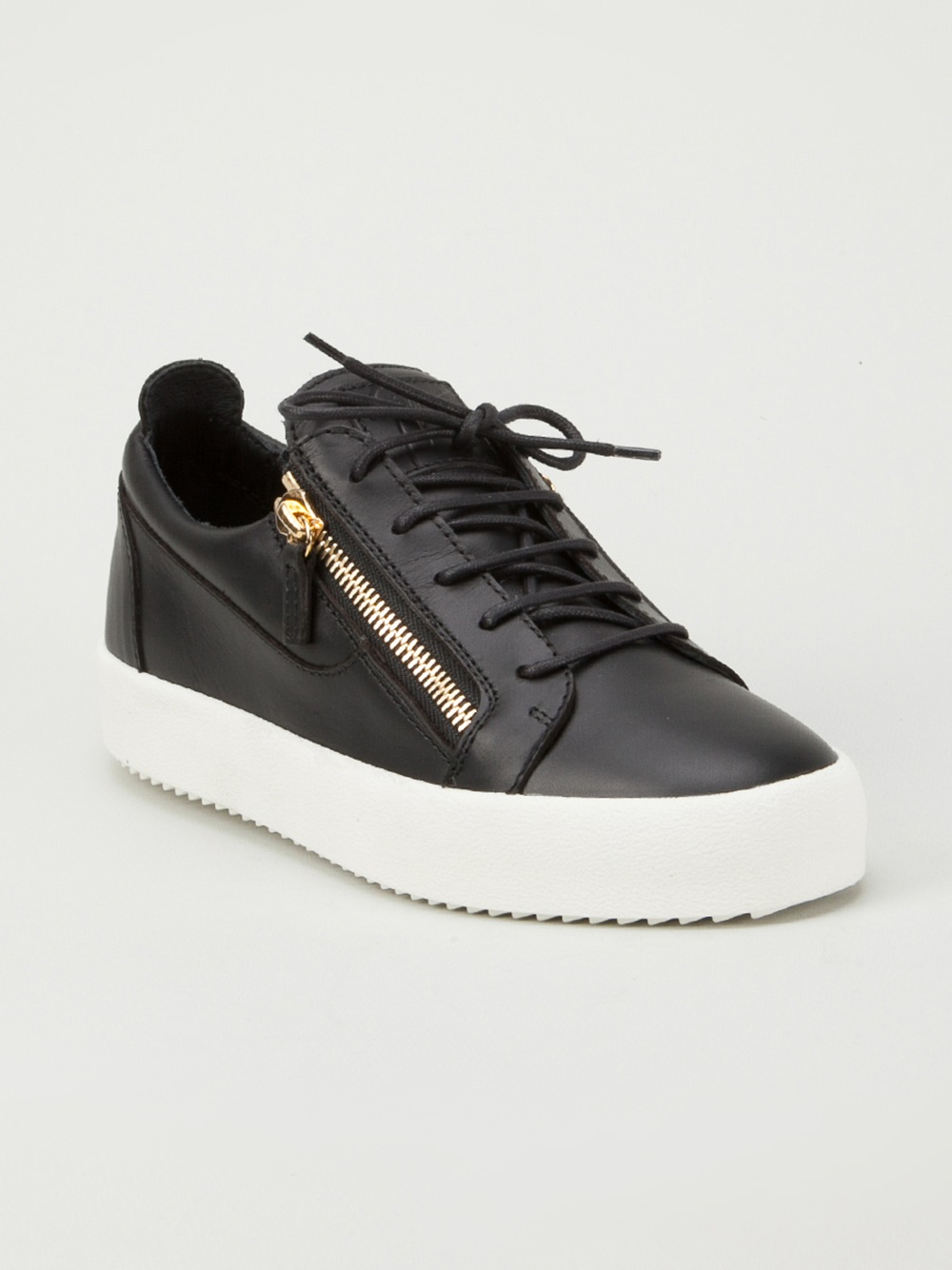 Black Sensory May London Sneakers Giuseppe Zanotti ZAOeHmLv
