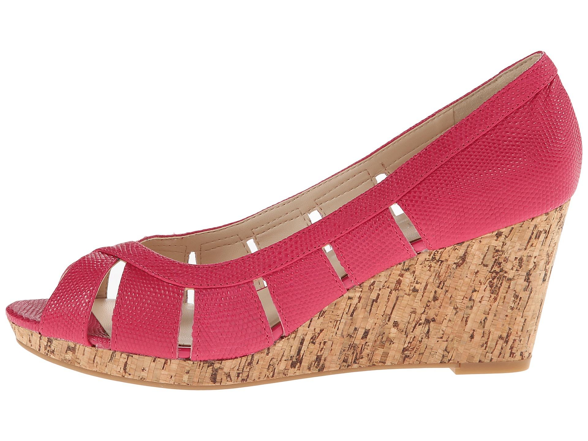 nine west jumbalia in pink lyst