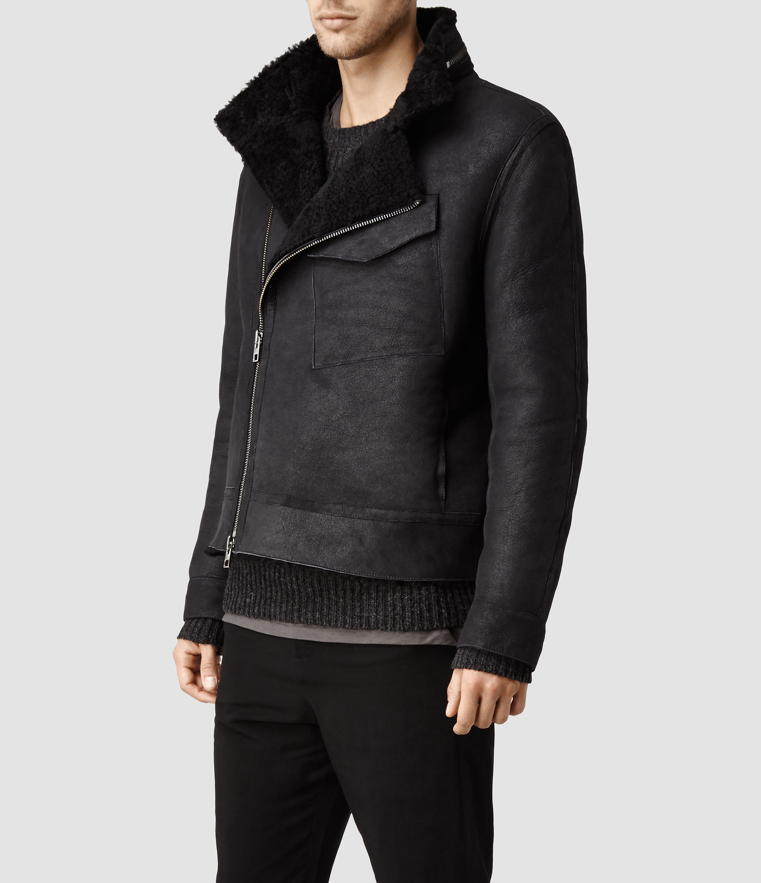 Lucky Brand Military Jacket