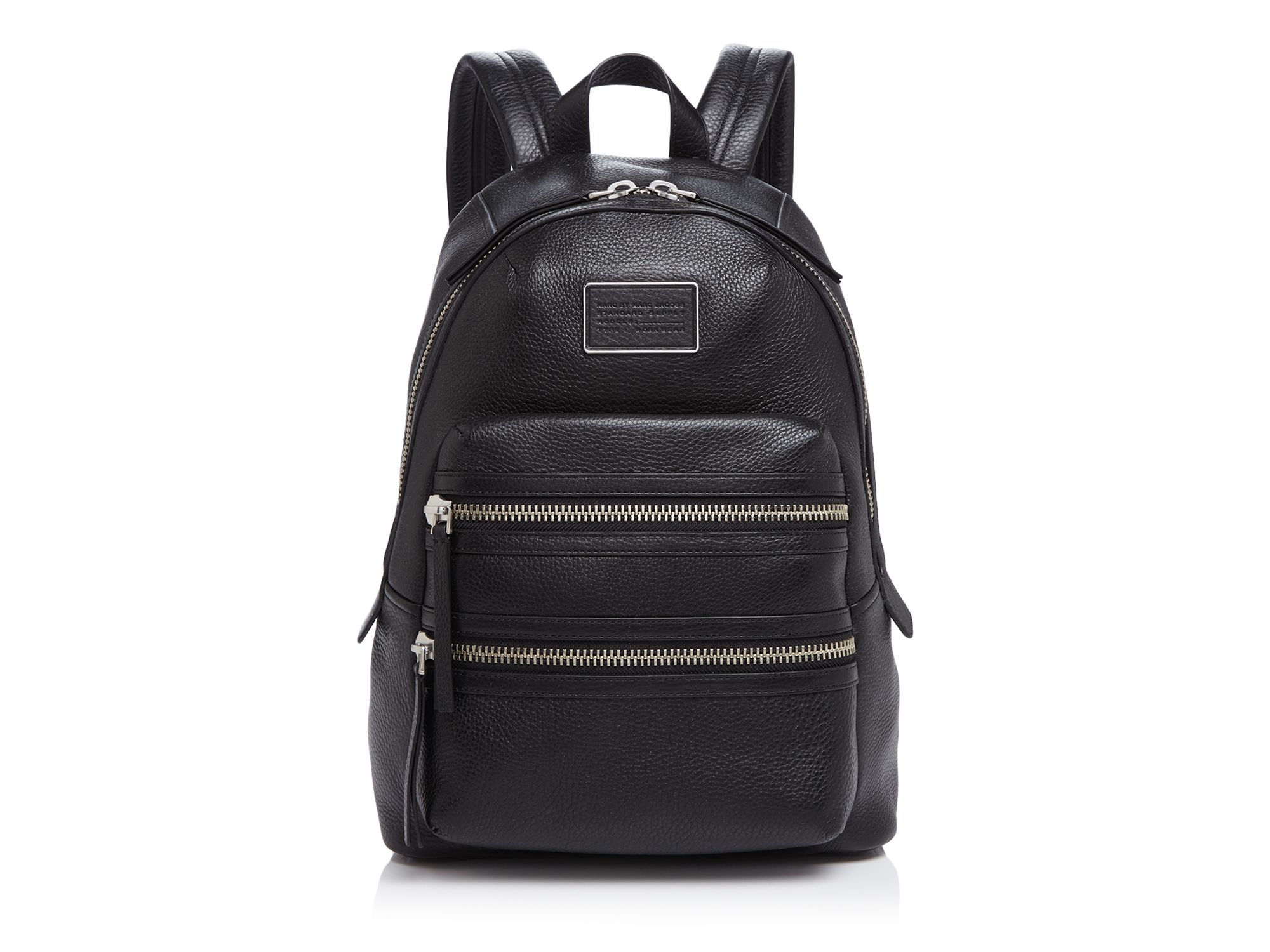 c28b81d02f Lyst - Marc By Marc Jacobs Large Domo Biker Backpack in Black