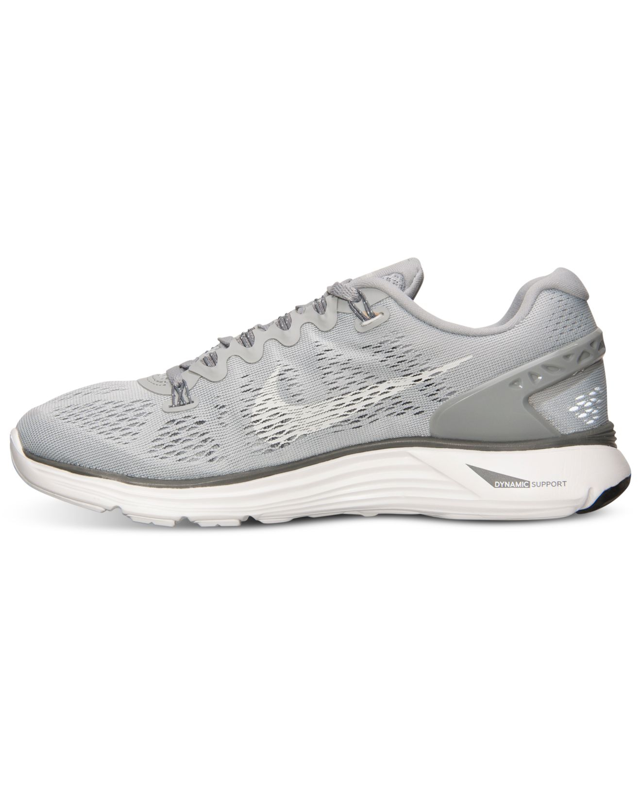newest 4b1e2 40817 Lyst - Nike Women S Lunarglide+ 5 Running Sneakers From Finish Line ...