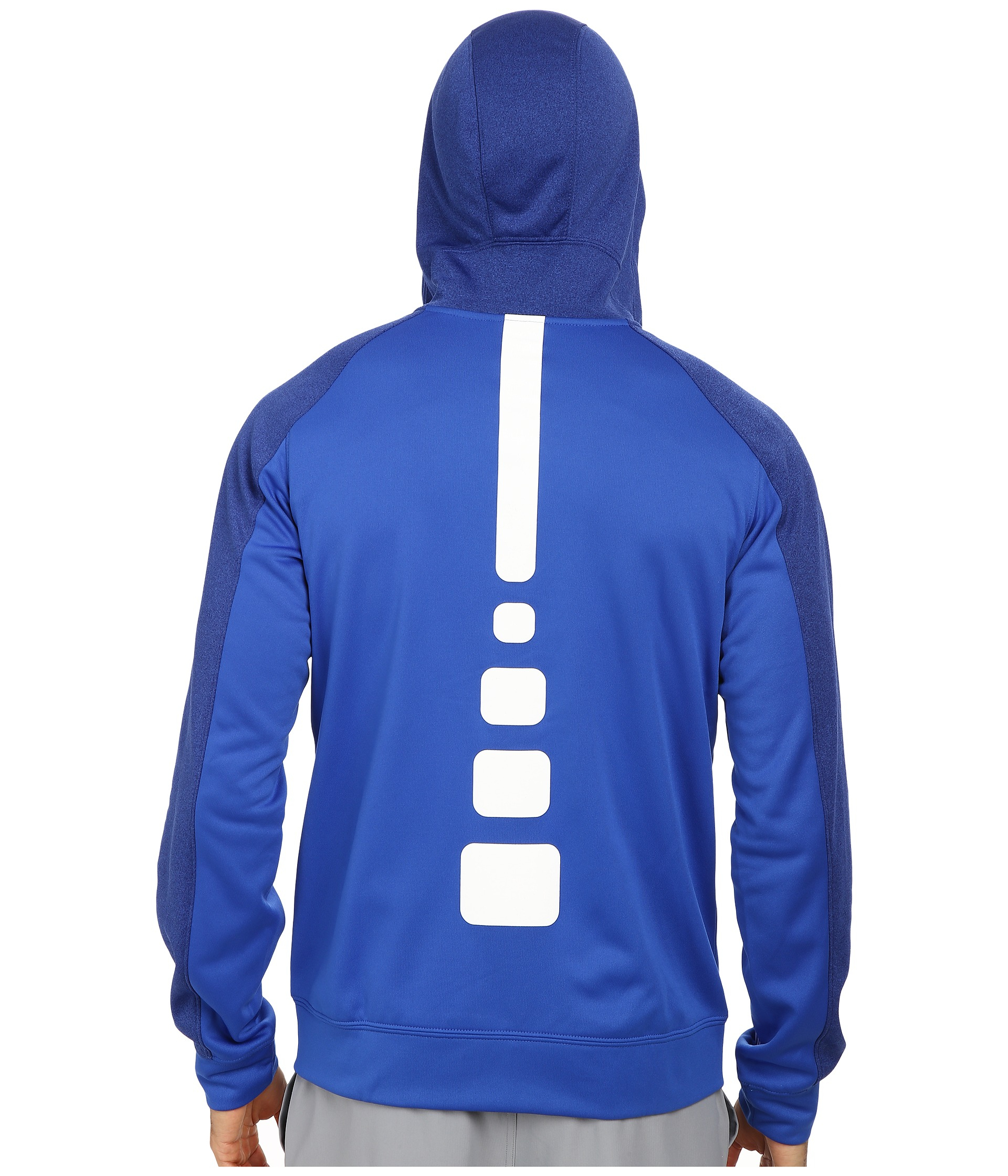 lyst nike elite stripe fullzip performance fleece