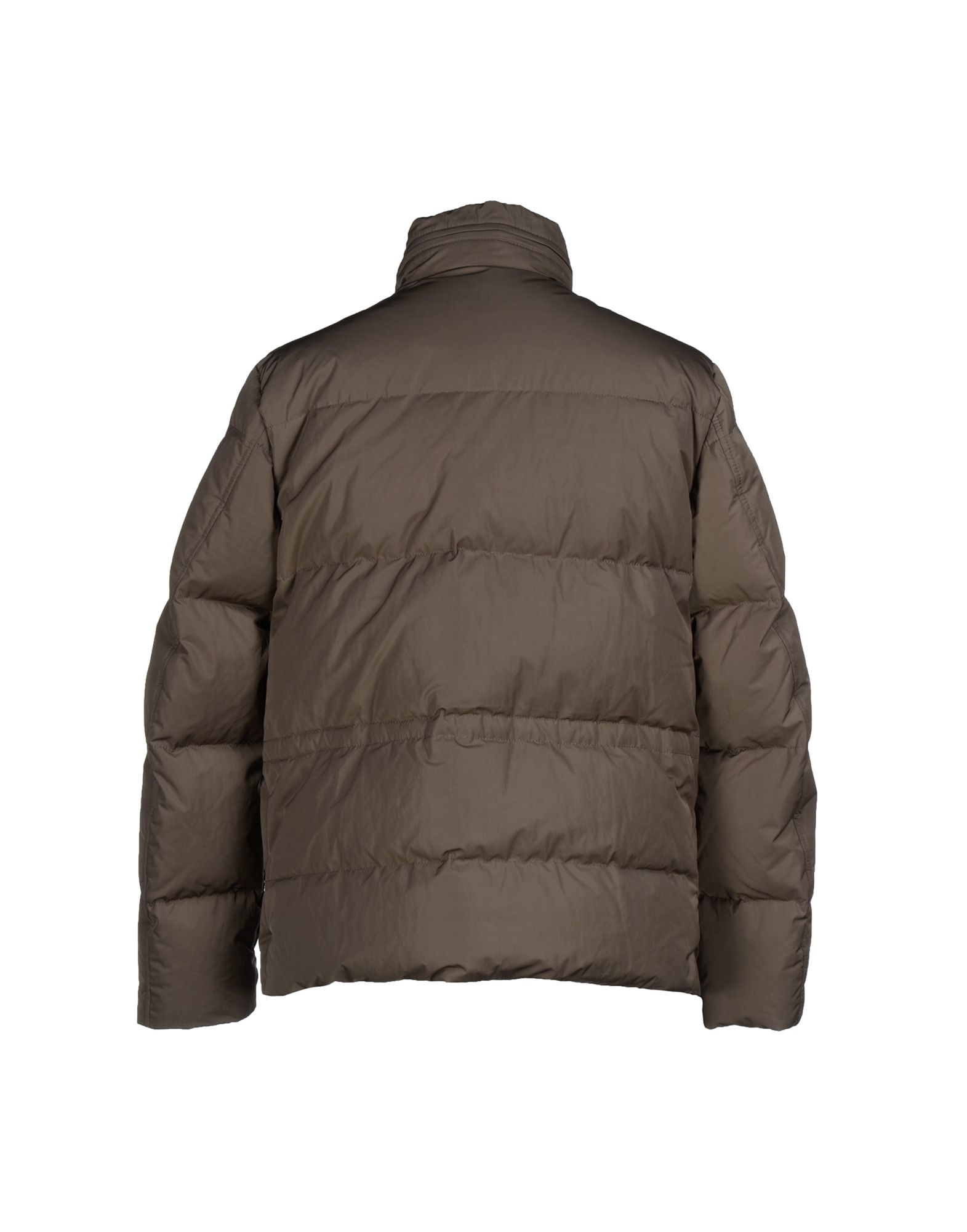 313 Tre Uno Tre Down Jacket In Green For Men Lyst