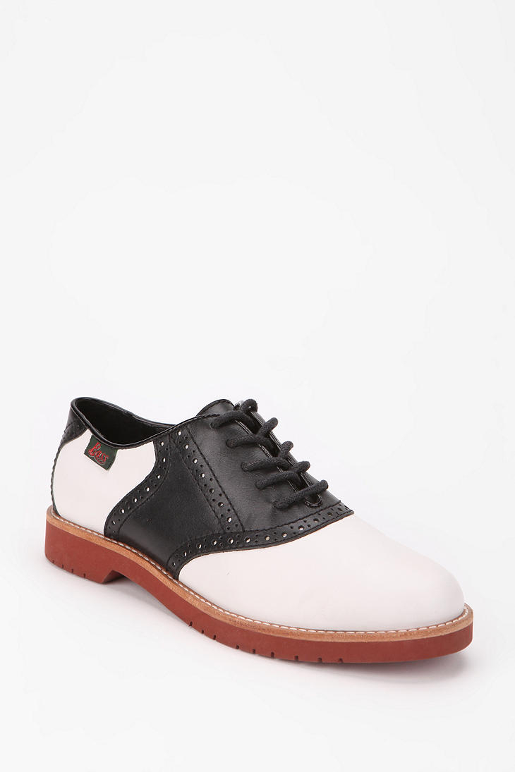 lyst gh bass amp co enfield saddle oxford