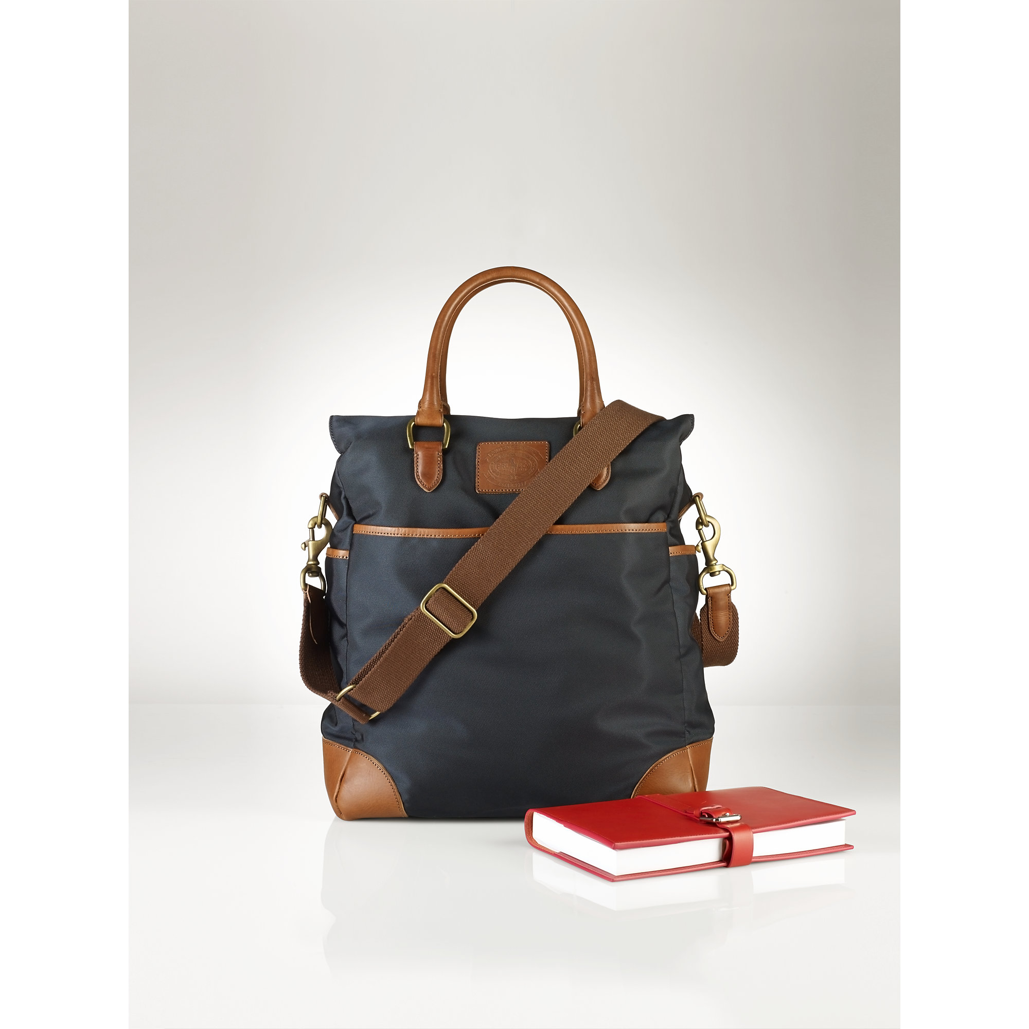 97a4a17c0c Lyst - Polo Ralph Lauren Nylon Tote in Blue for Men