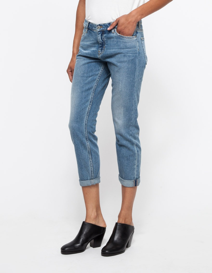 Tomboy slim fit jeans - Blue Mih Jeans