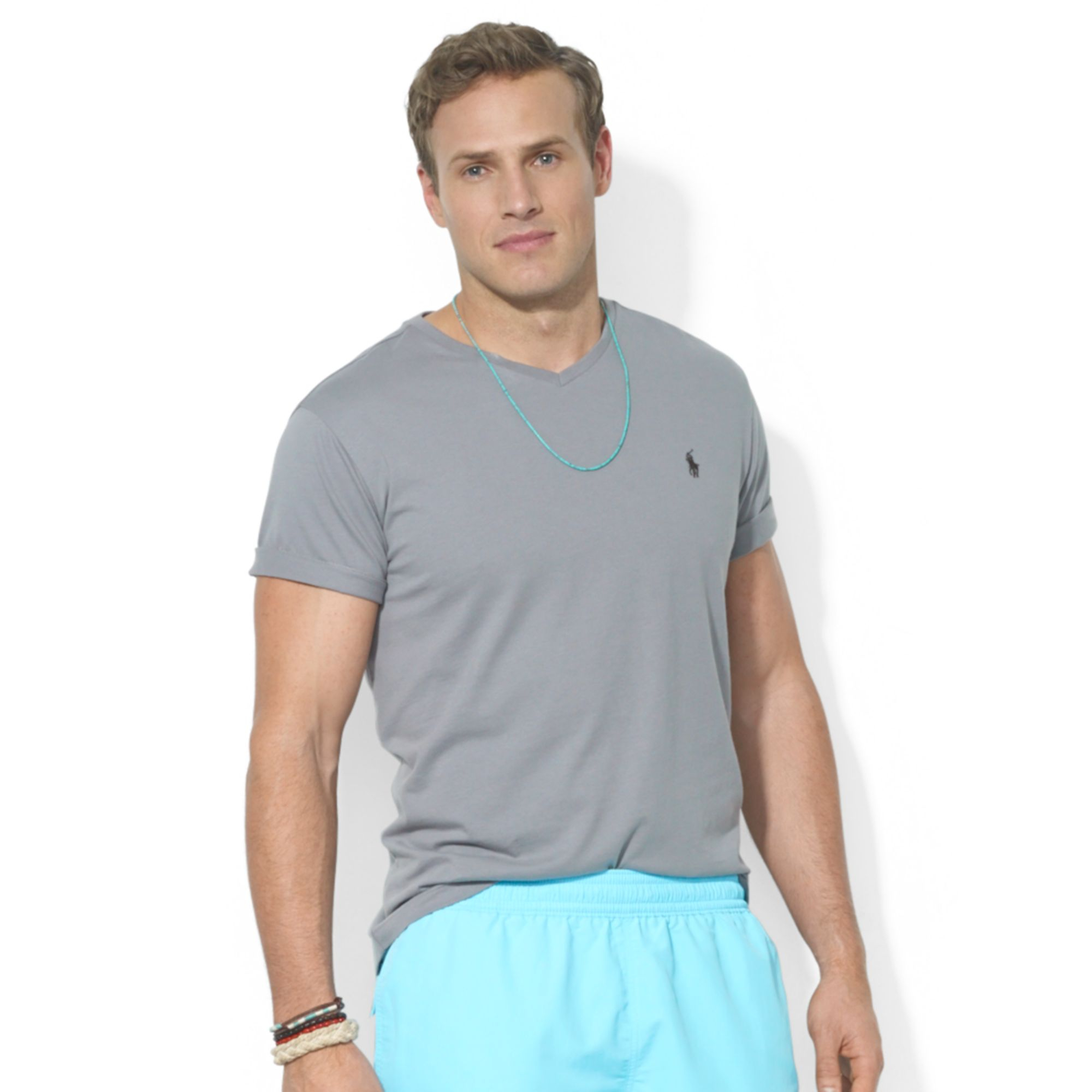 cae5a6284a39 Polo Ralph Lauren Mens Classic Fit T Shirt – Rockwall Auction